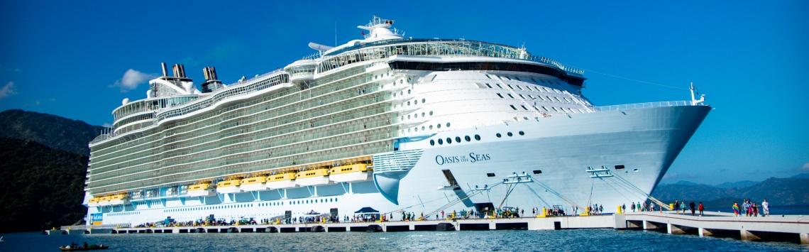 barco do cruzeiro