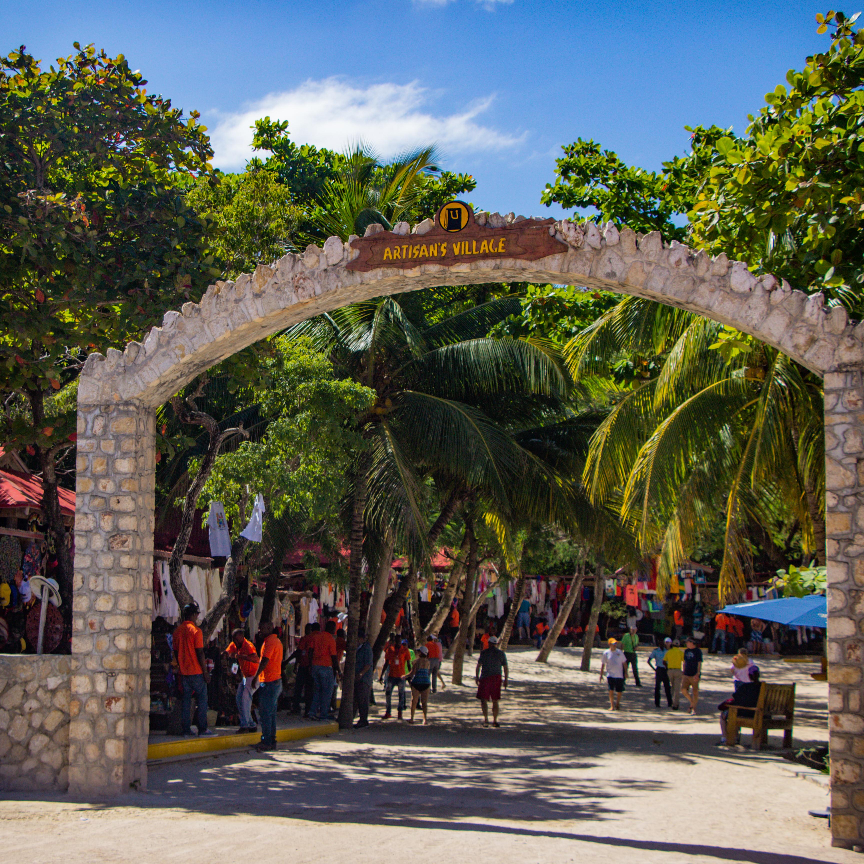 OS DOIS LADOS DO HAITI 2