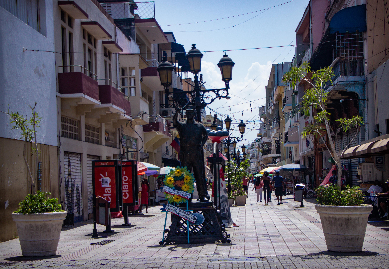 Calle El Conde EM SANTO DOMINGO