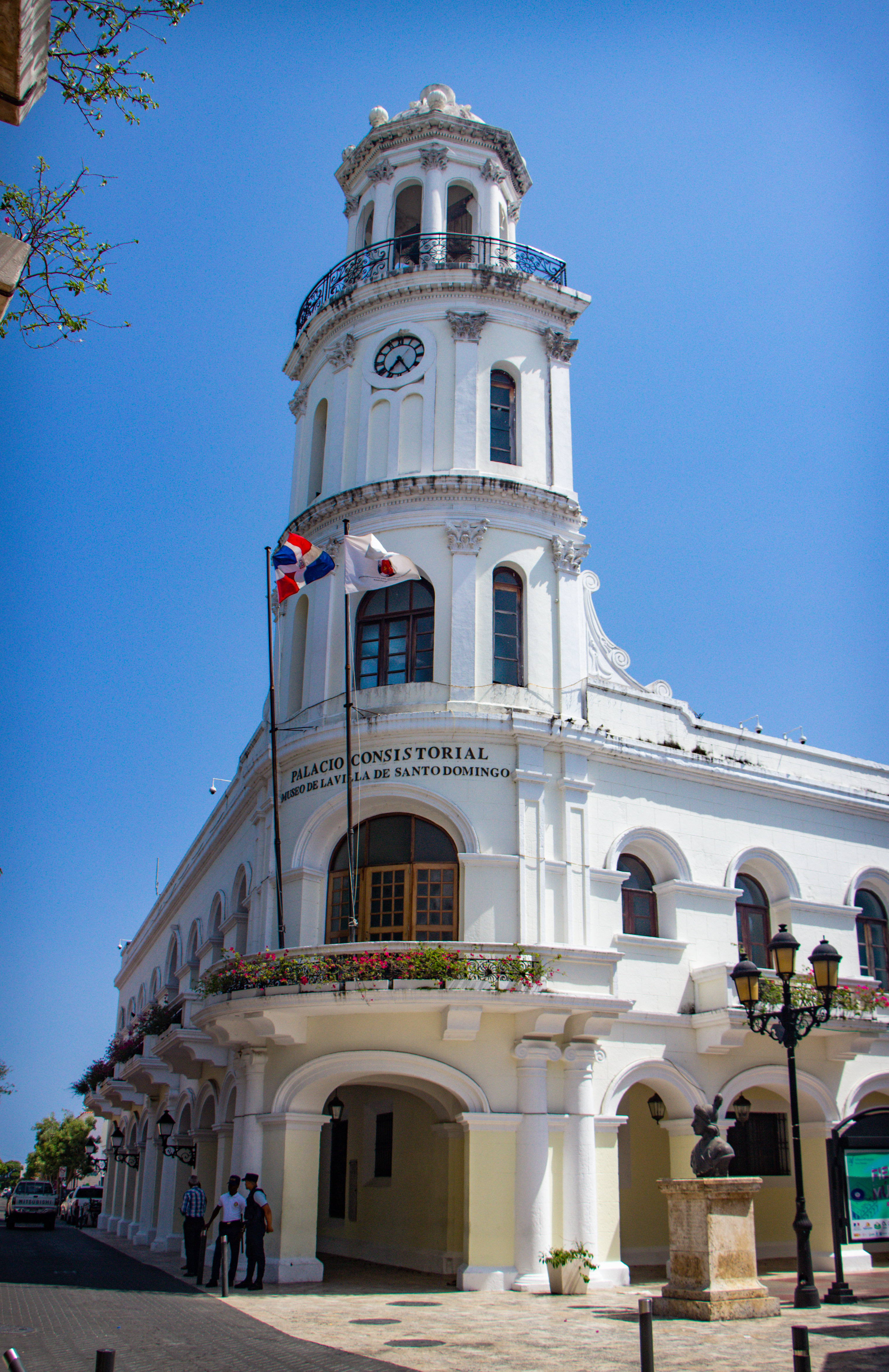 Palácio Consistorial A HISTÓRIA E O CHARME ESCONDIDO EM SANTO DOMINGO! 4