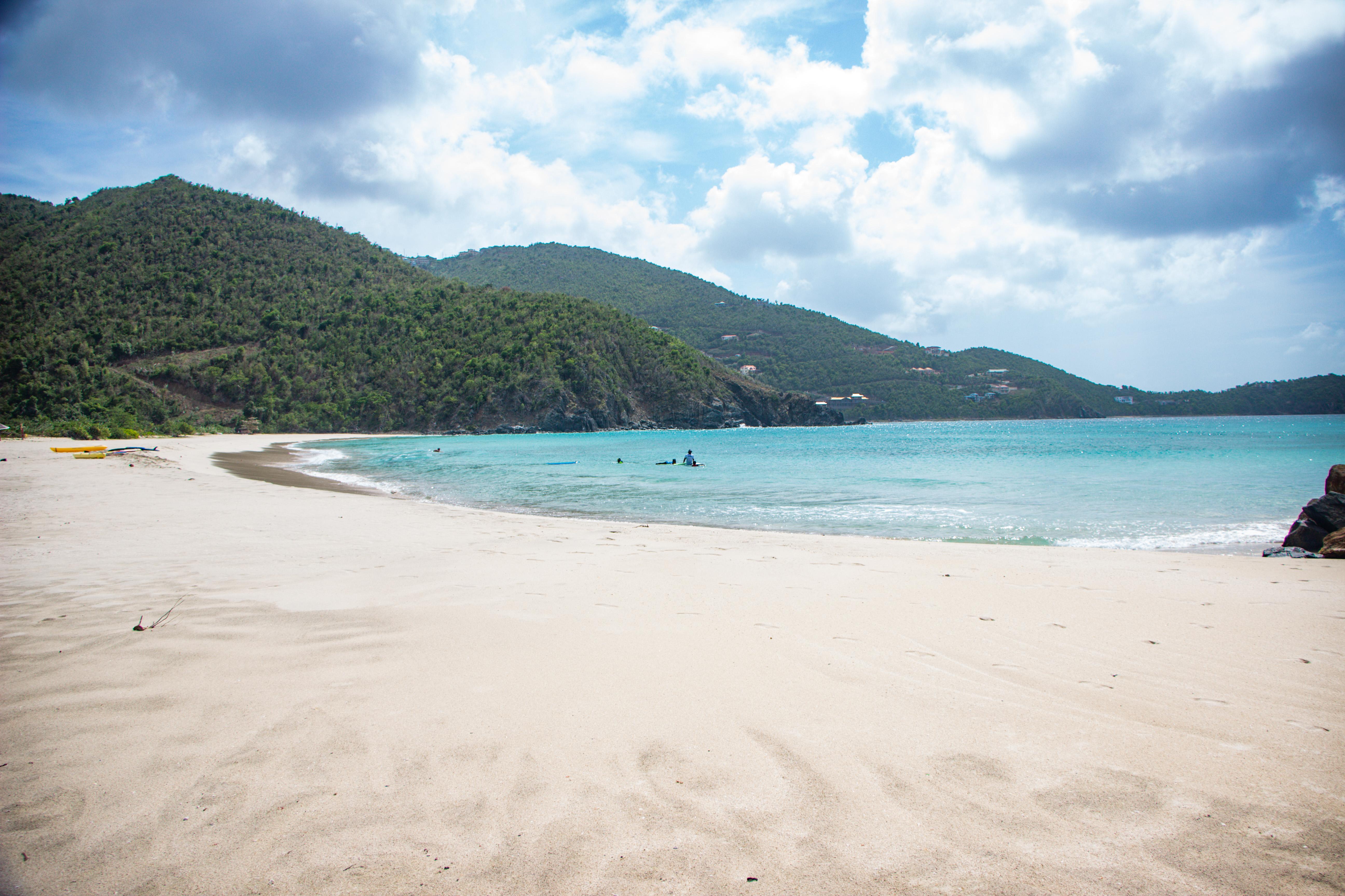 Tortola em um dia: Joasiah´s Bay Praia