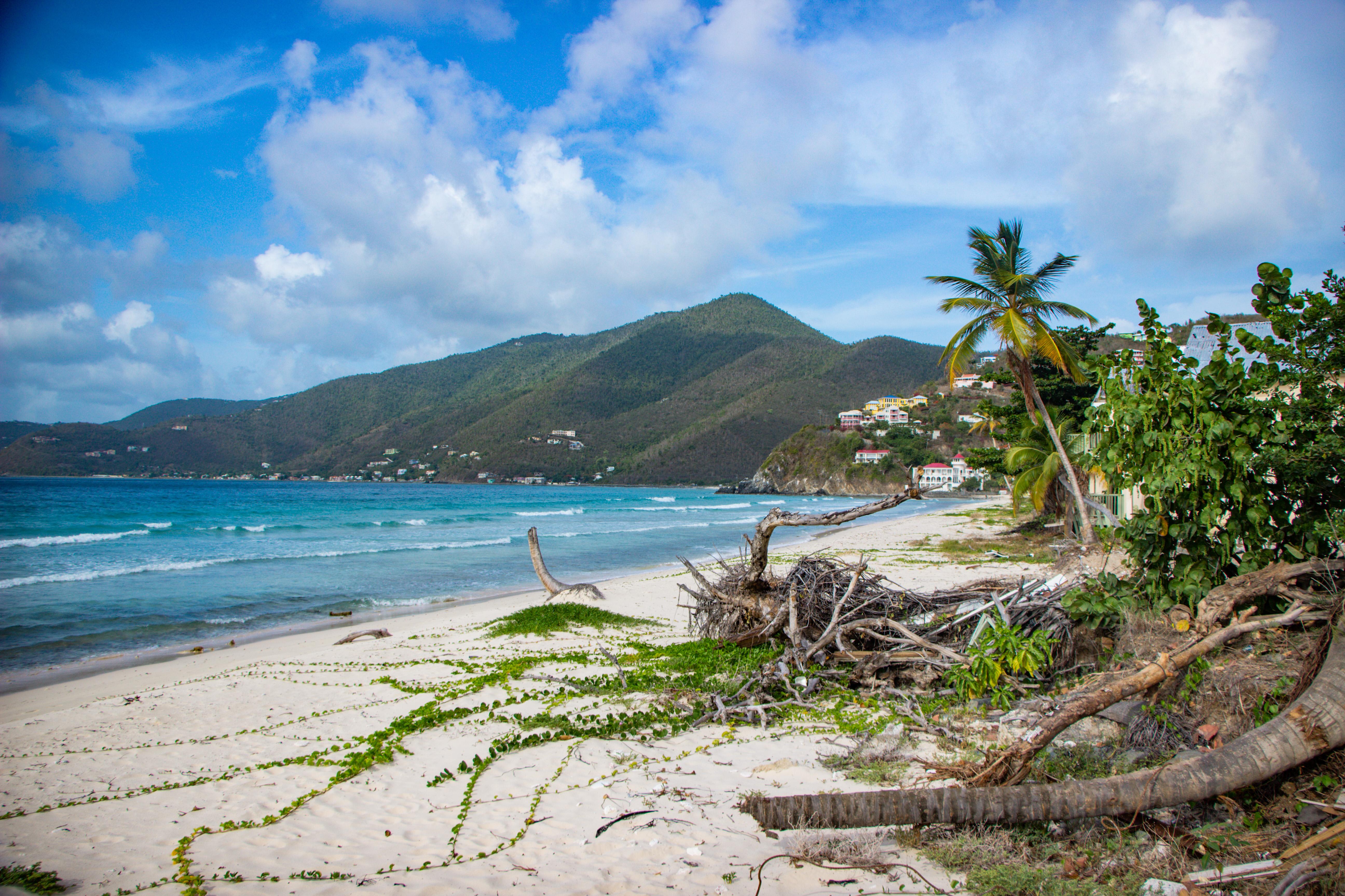 Long Bay Beach Tortola