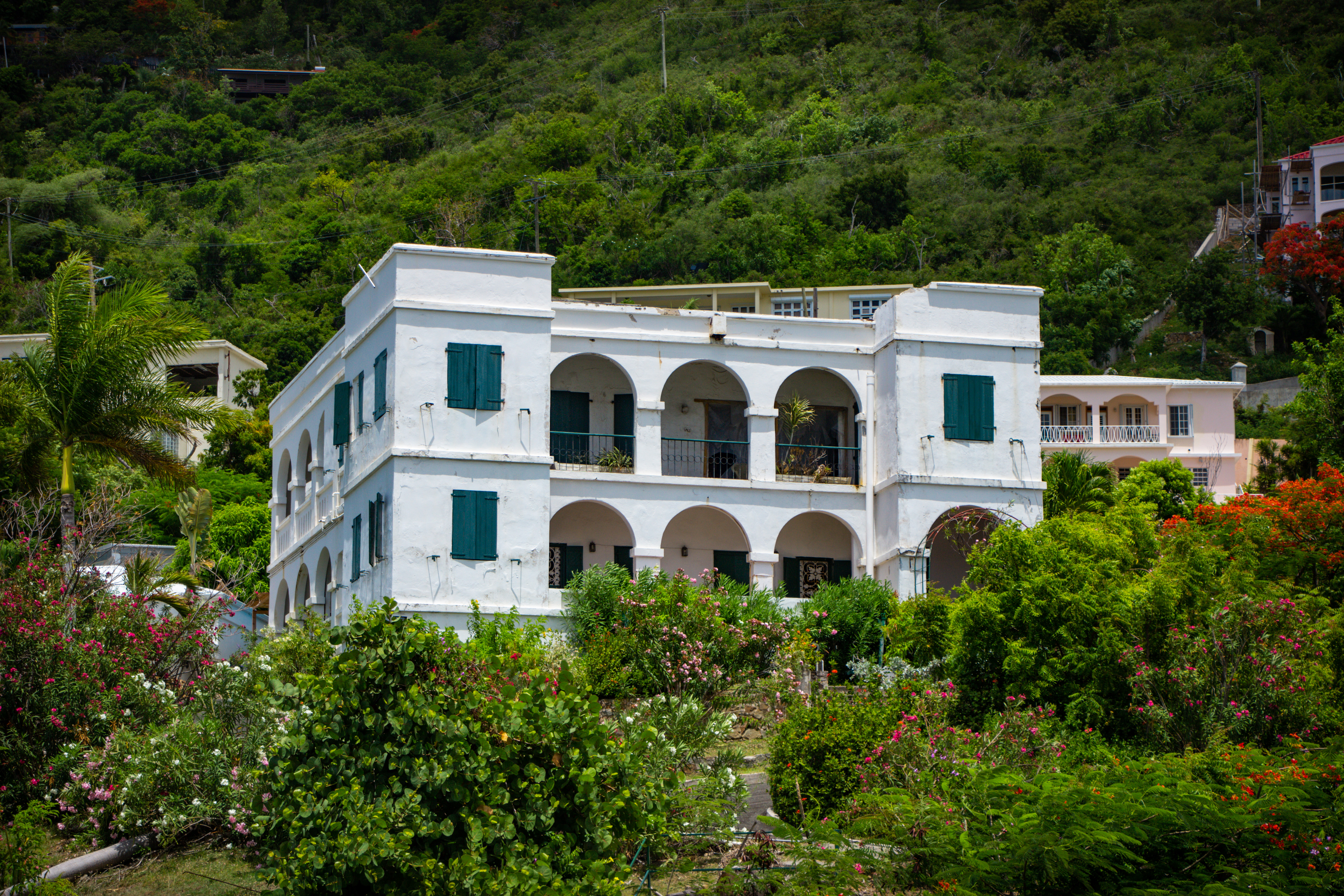 Old Government House Museum em Tortola