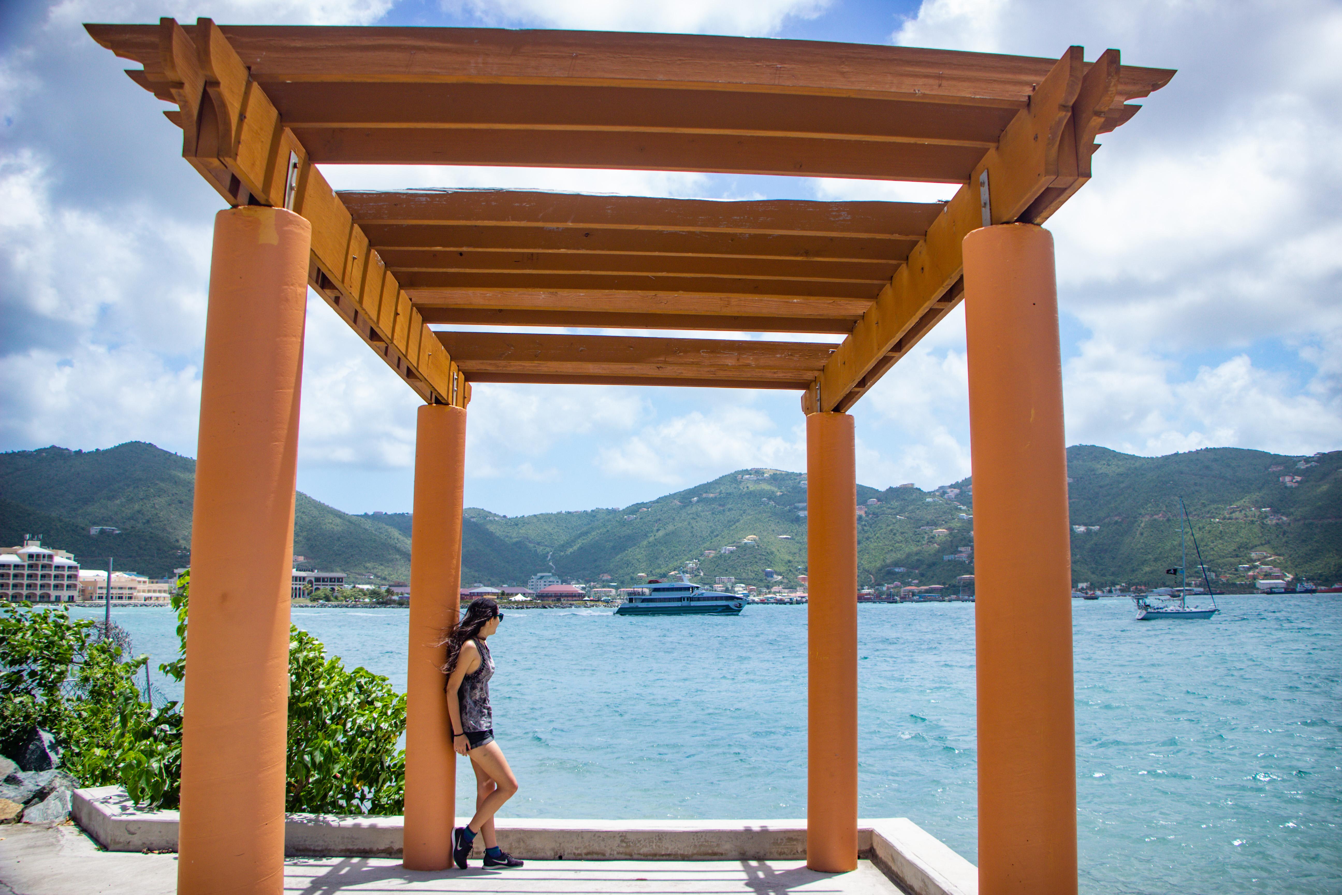 Queen Elizabeth II Park Tortola