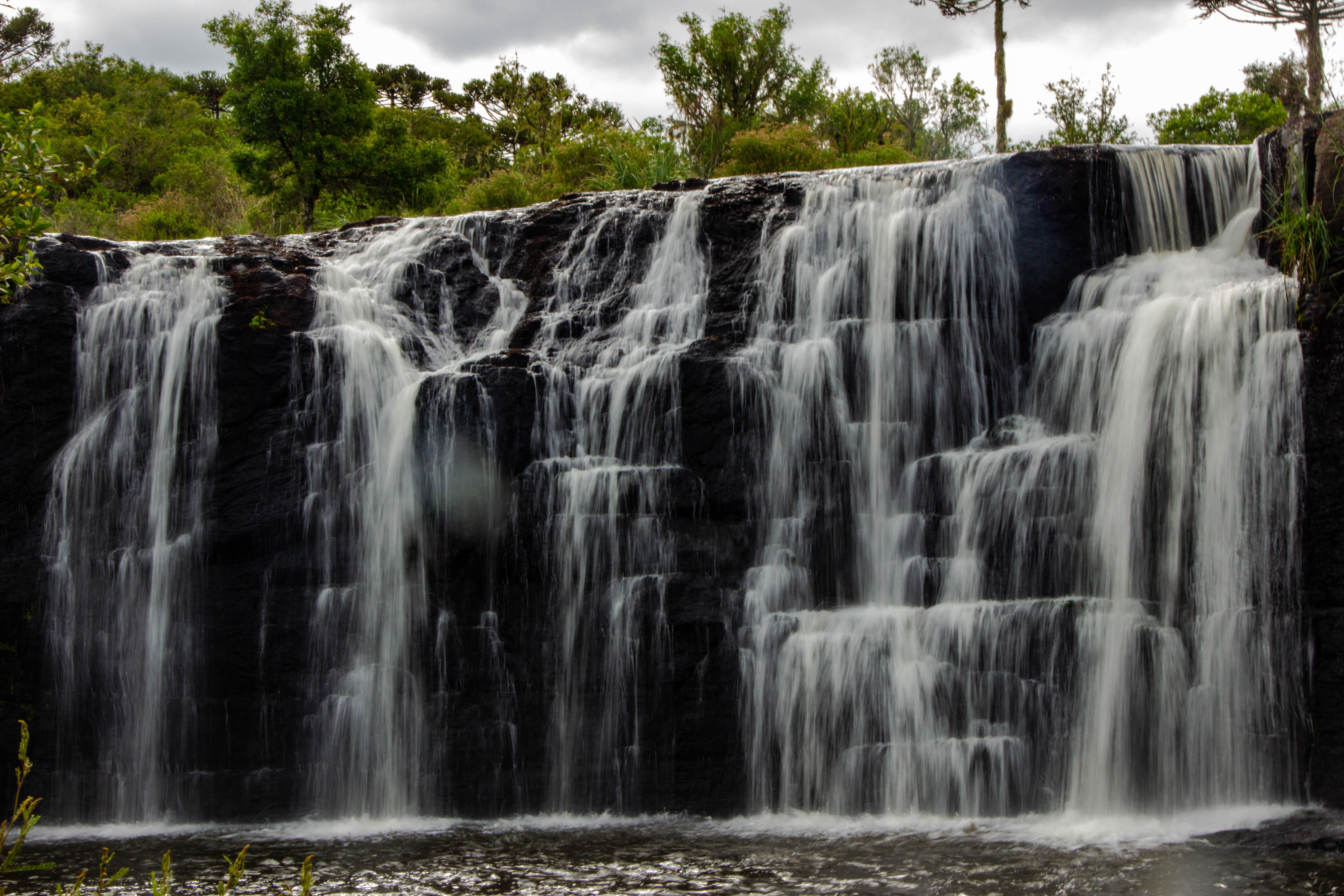 CIRCUITO DAS ÁGUAS: Cachoeira dos Venâncios, Jaquirana -RS