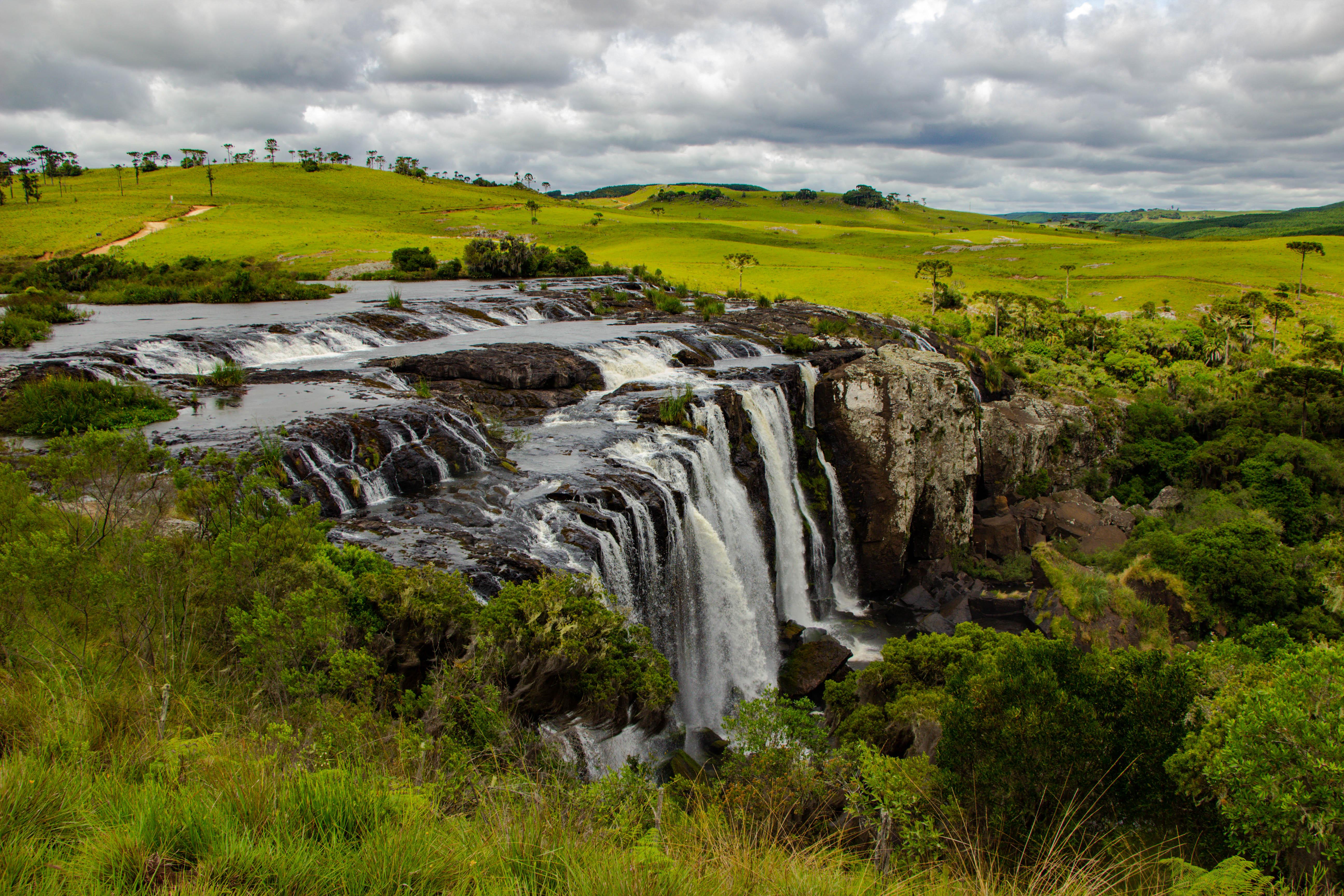 Cachoeira Passo do S, Jaquirana-RS