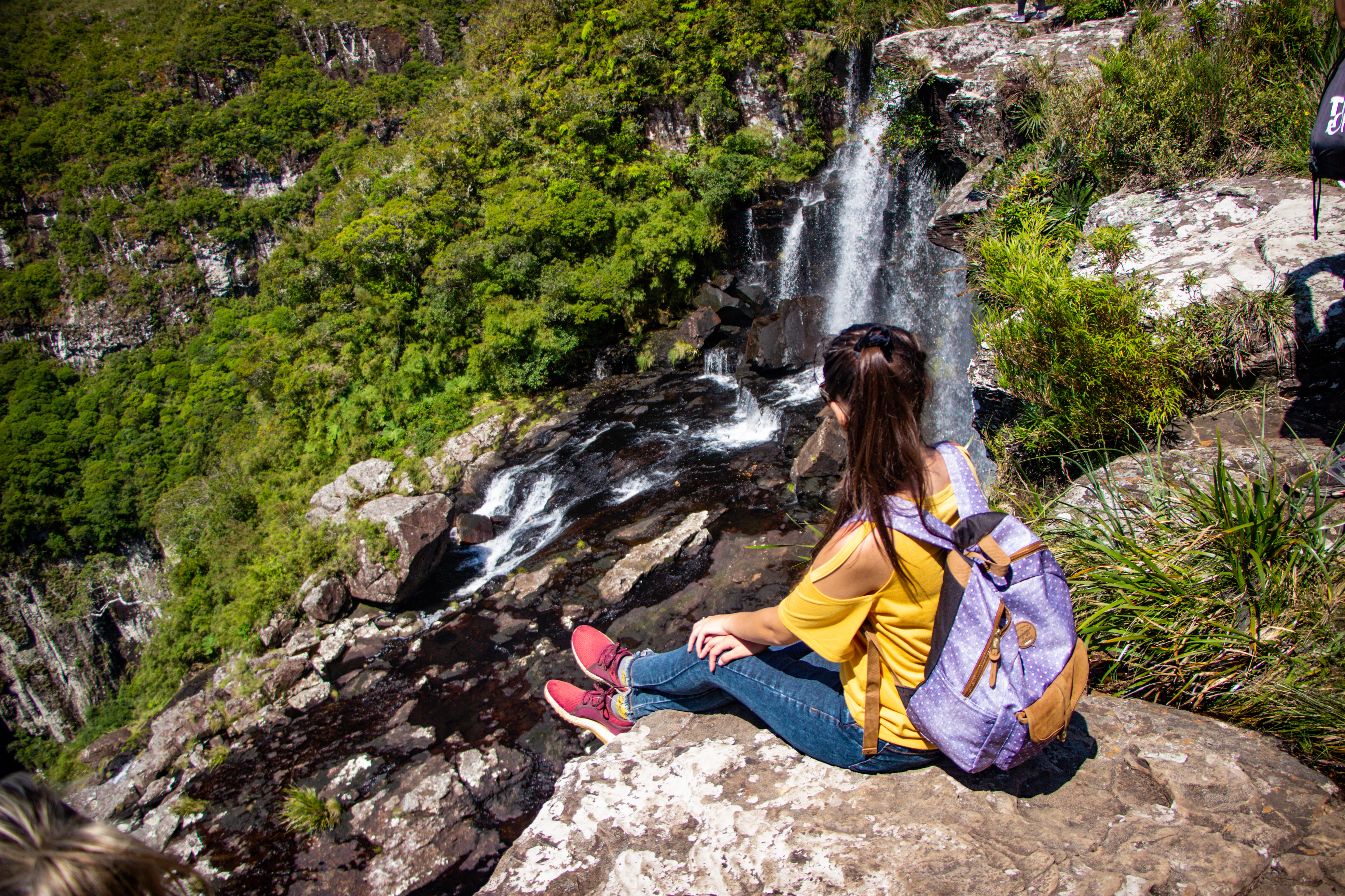 CÂNION FORTALEZA Cachoeira do Tigre Preto