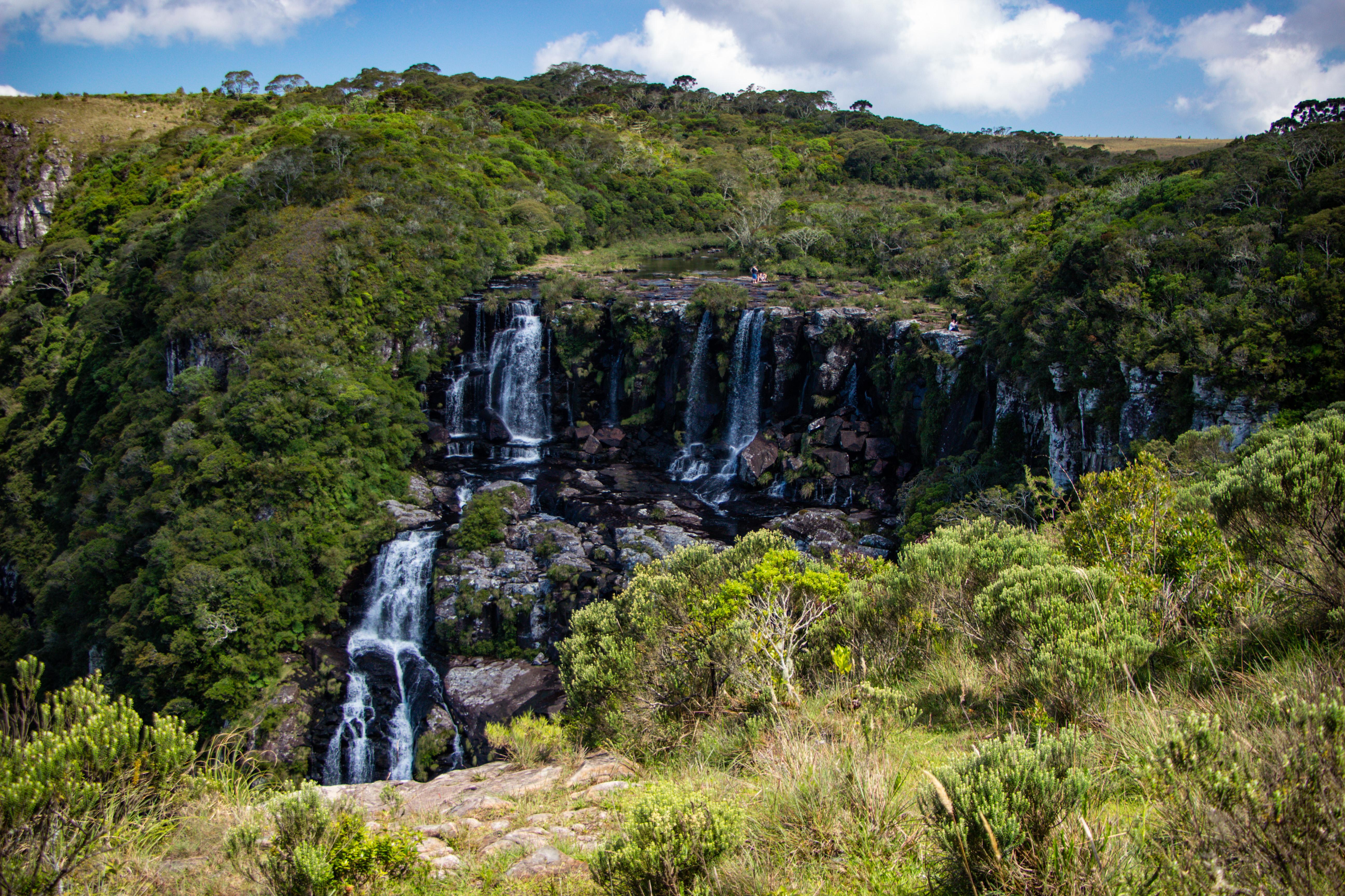 CÂNION FORTALEZA Mirante para Cachoeira do Tigre Preto
