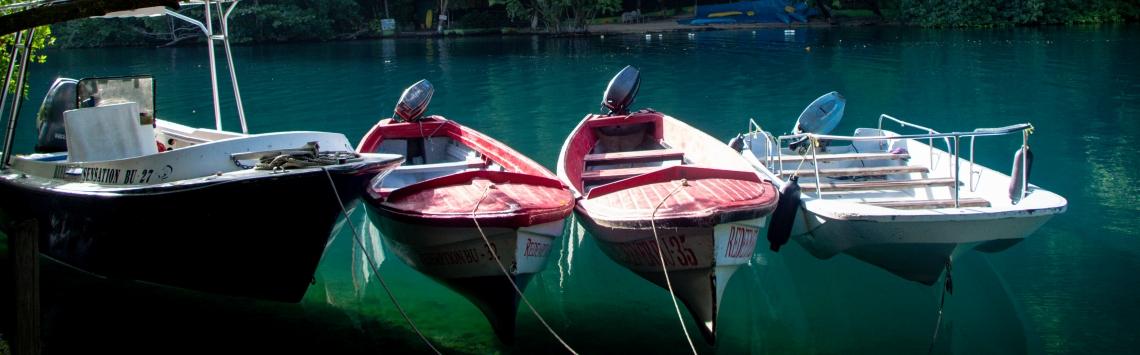 Blue Lagoon Port Antonio Jamaica