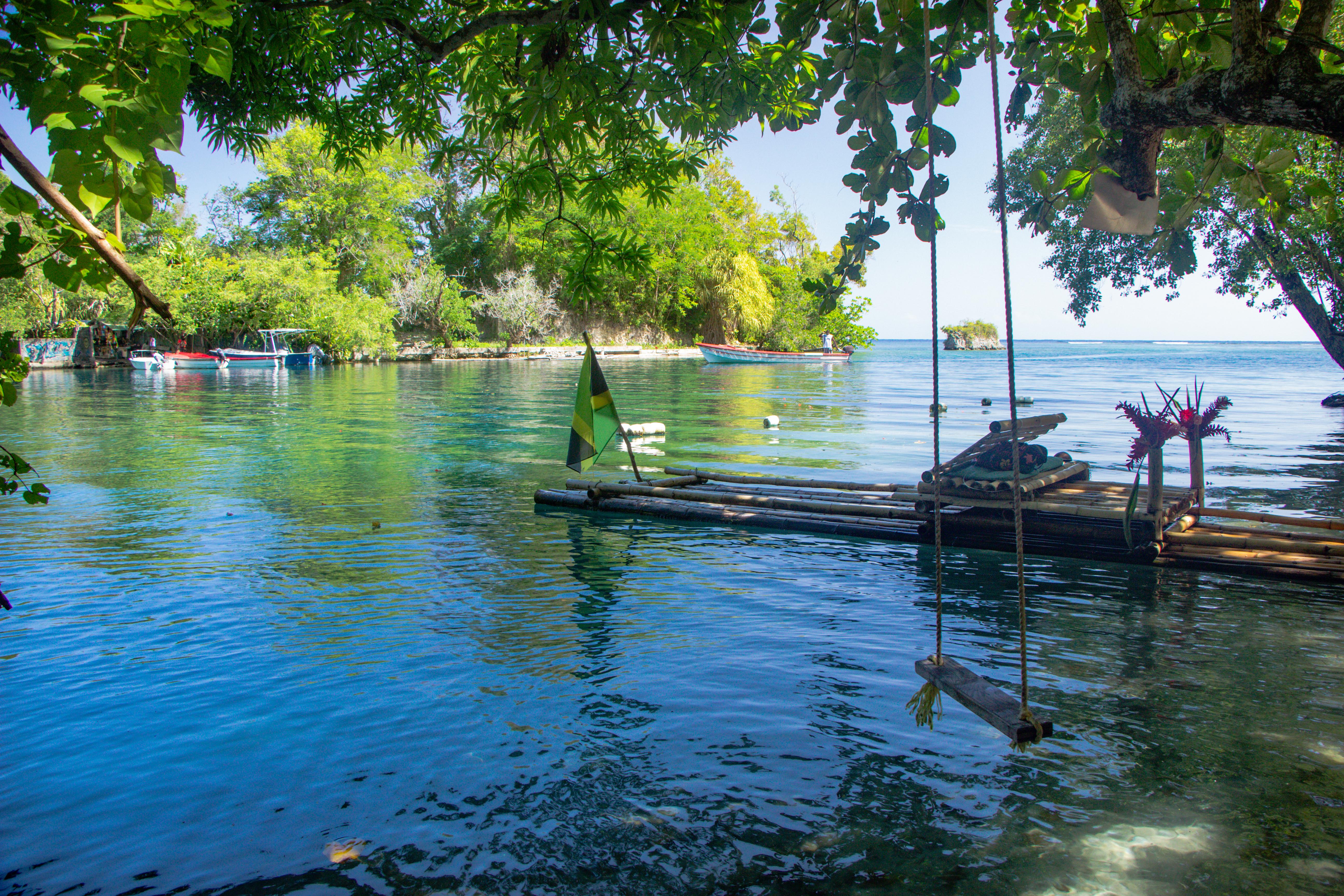 Blue Lagoon Bech Praia Port Antonio Jamaica