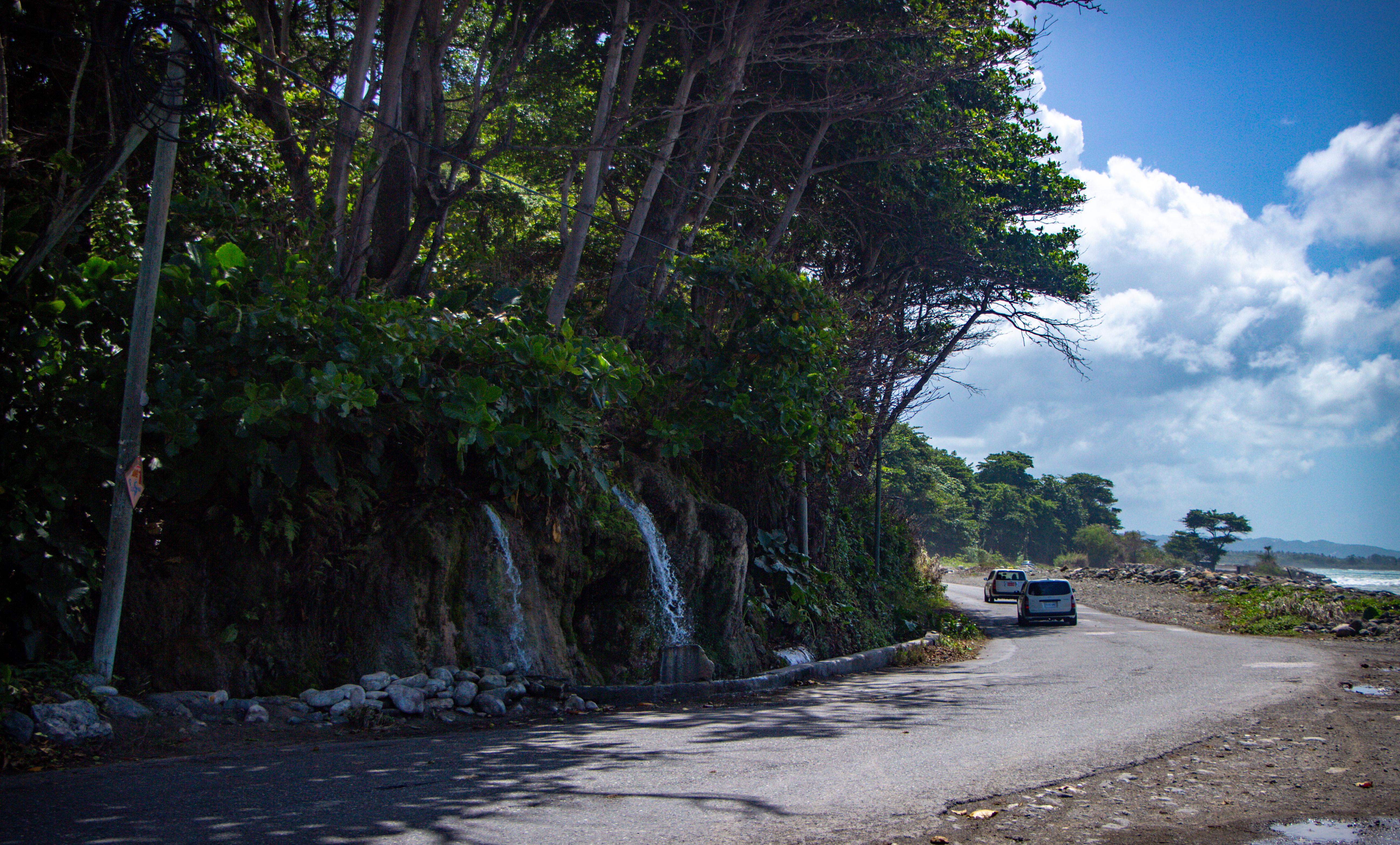 Estrada Caminho Kingstown - Port Antonio