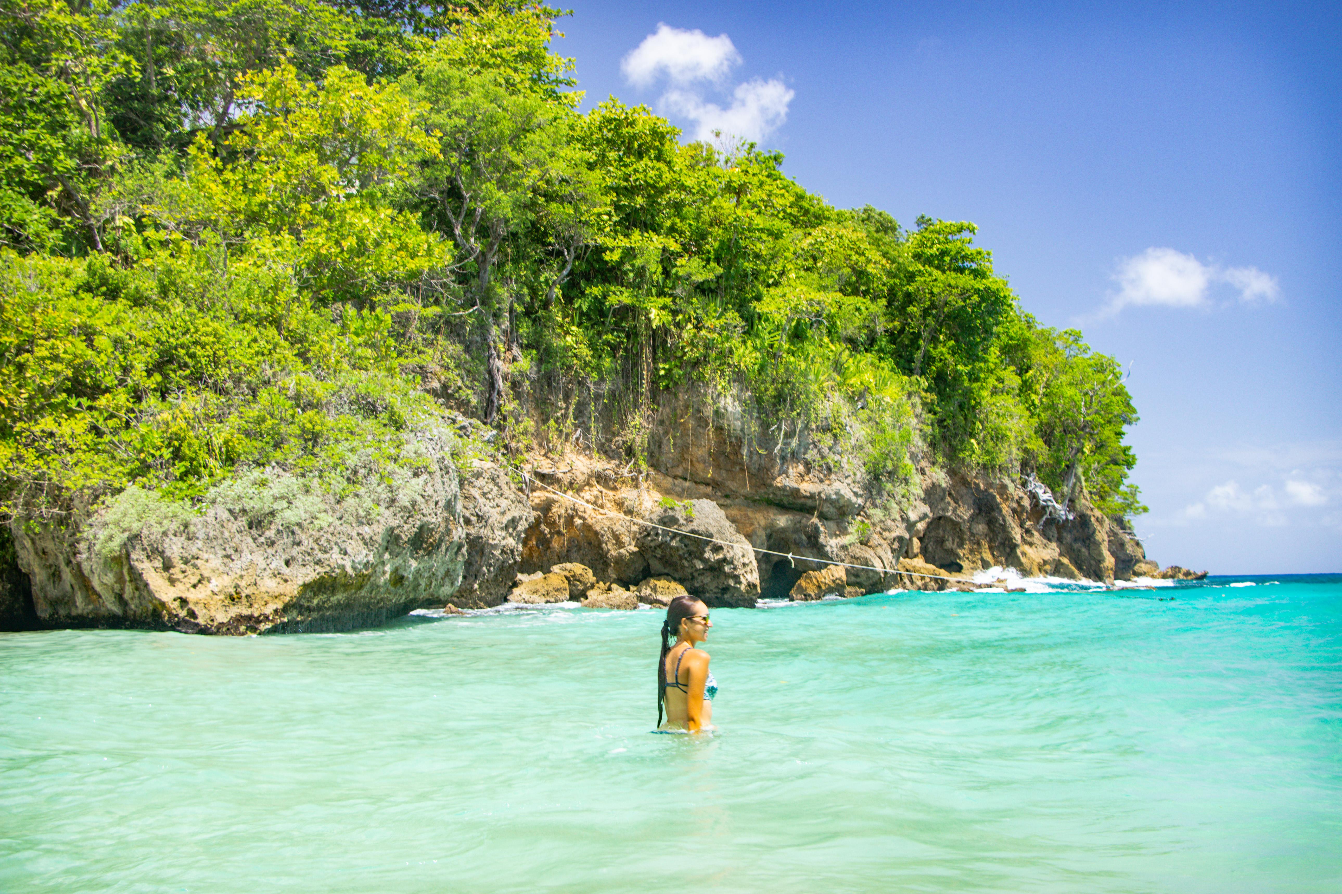 FRENCHMAN'S COVE BEACH Port Antonio