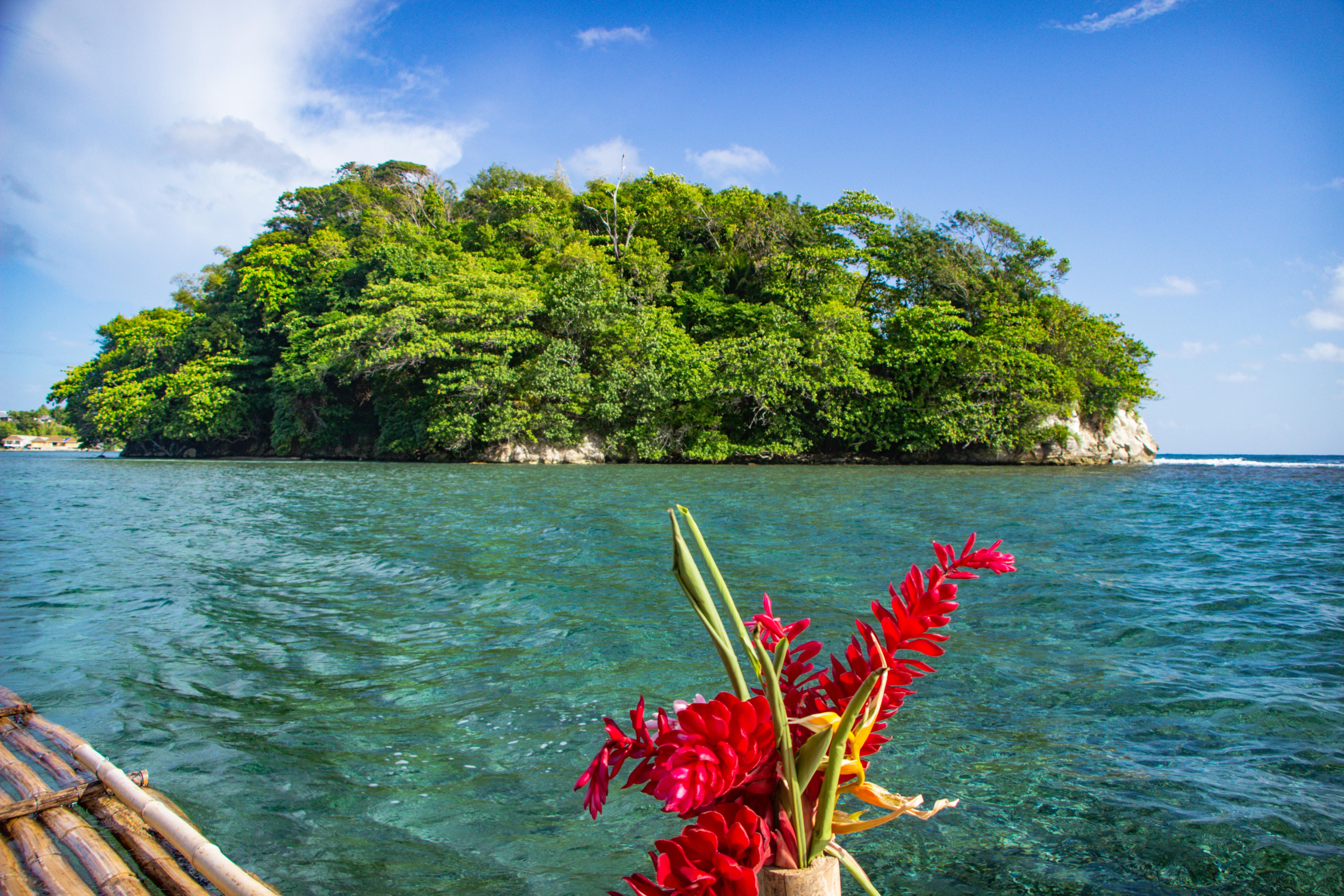 Monkey Island Blue Lagoon