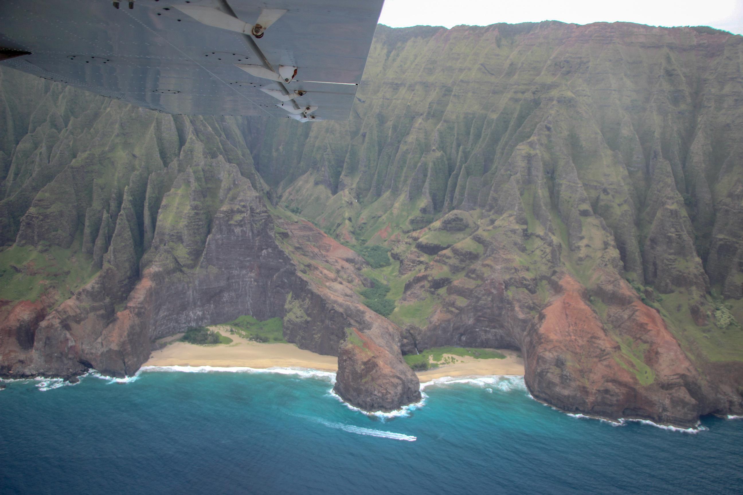 Napali Cost Kauai Hawaii Havaí