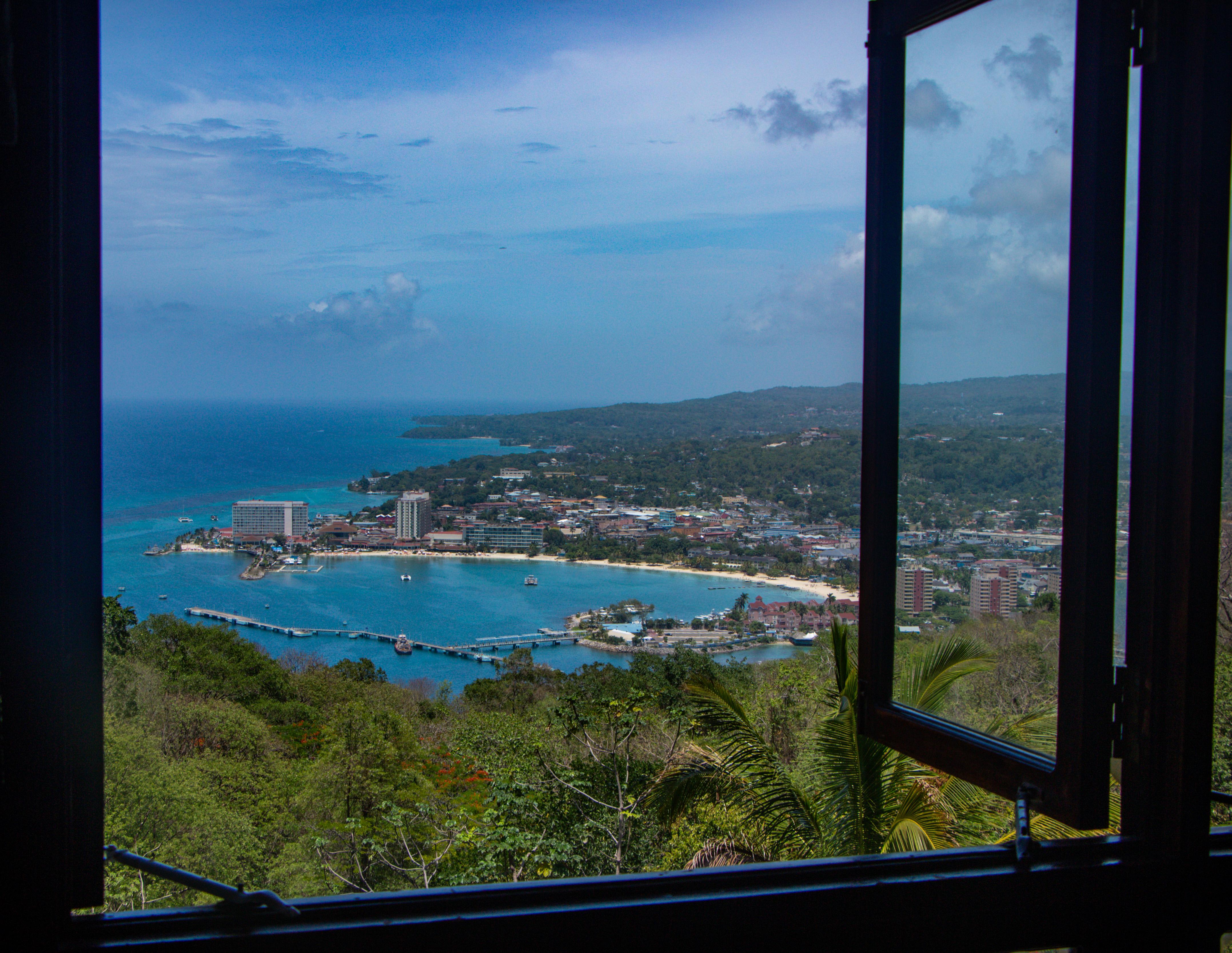 OCHO RIOS: O QUE FAZER? Mystic Montain