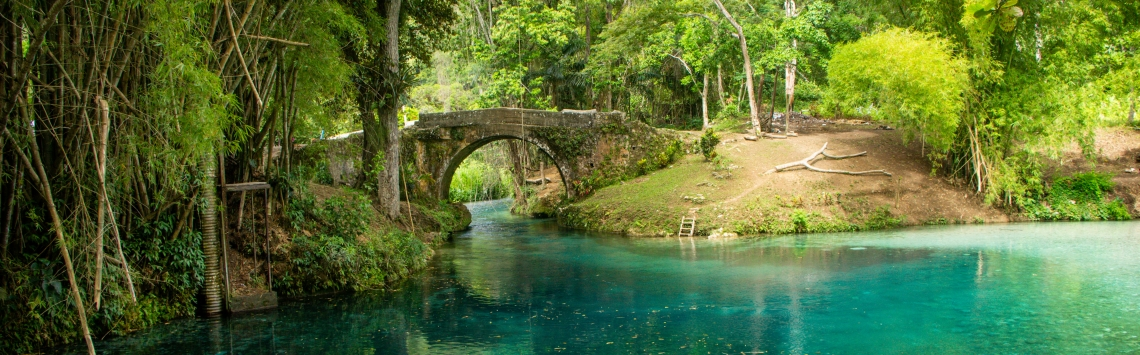 Old Spanish Bridge Ocho rios