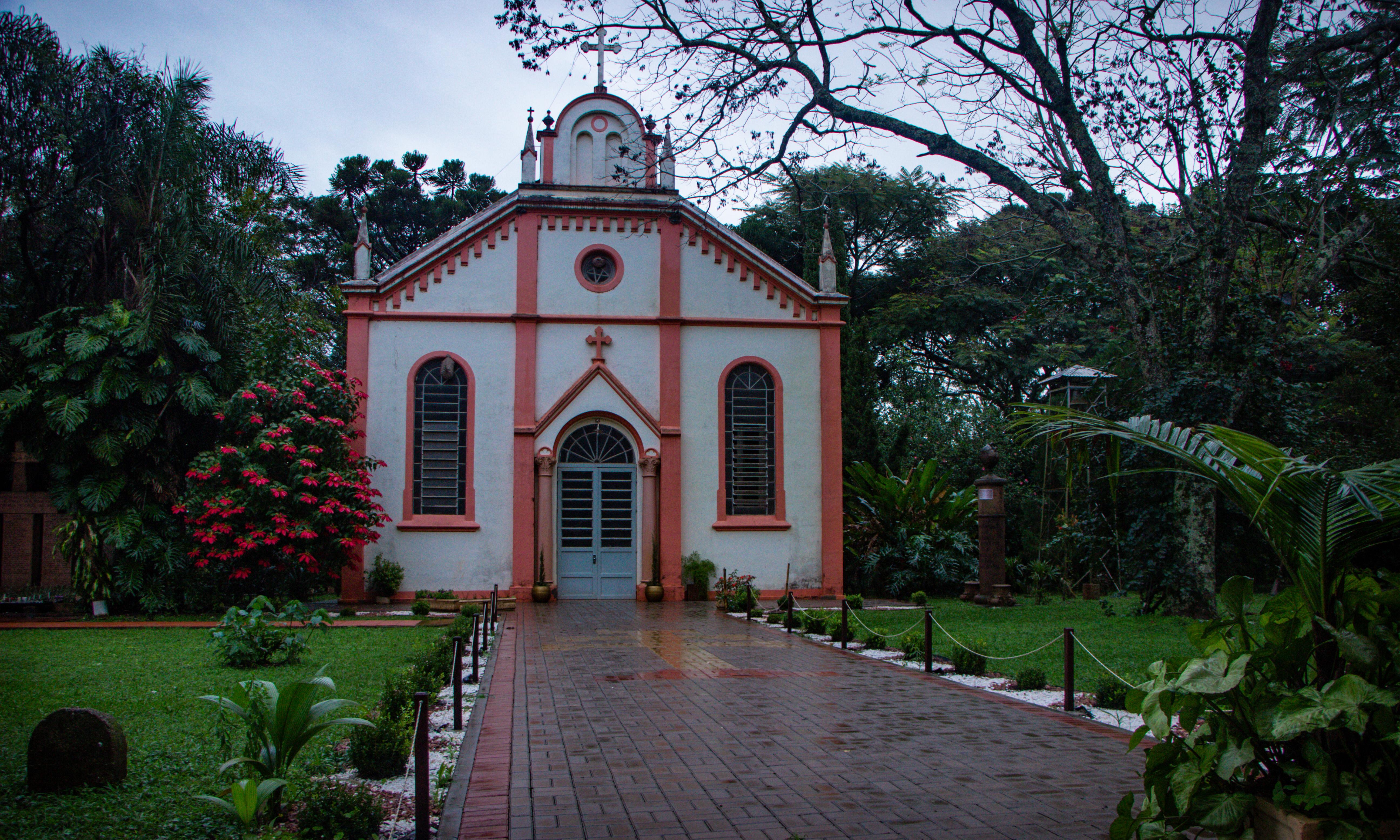 SÃO MIGUEL DAS MISSÕES: Santuário do Caaró