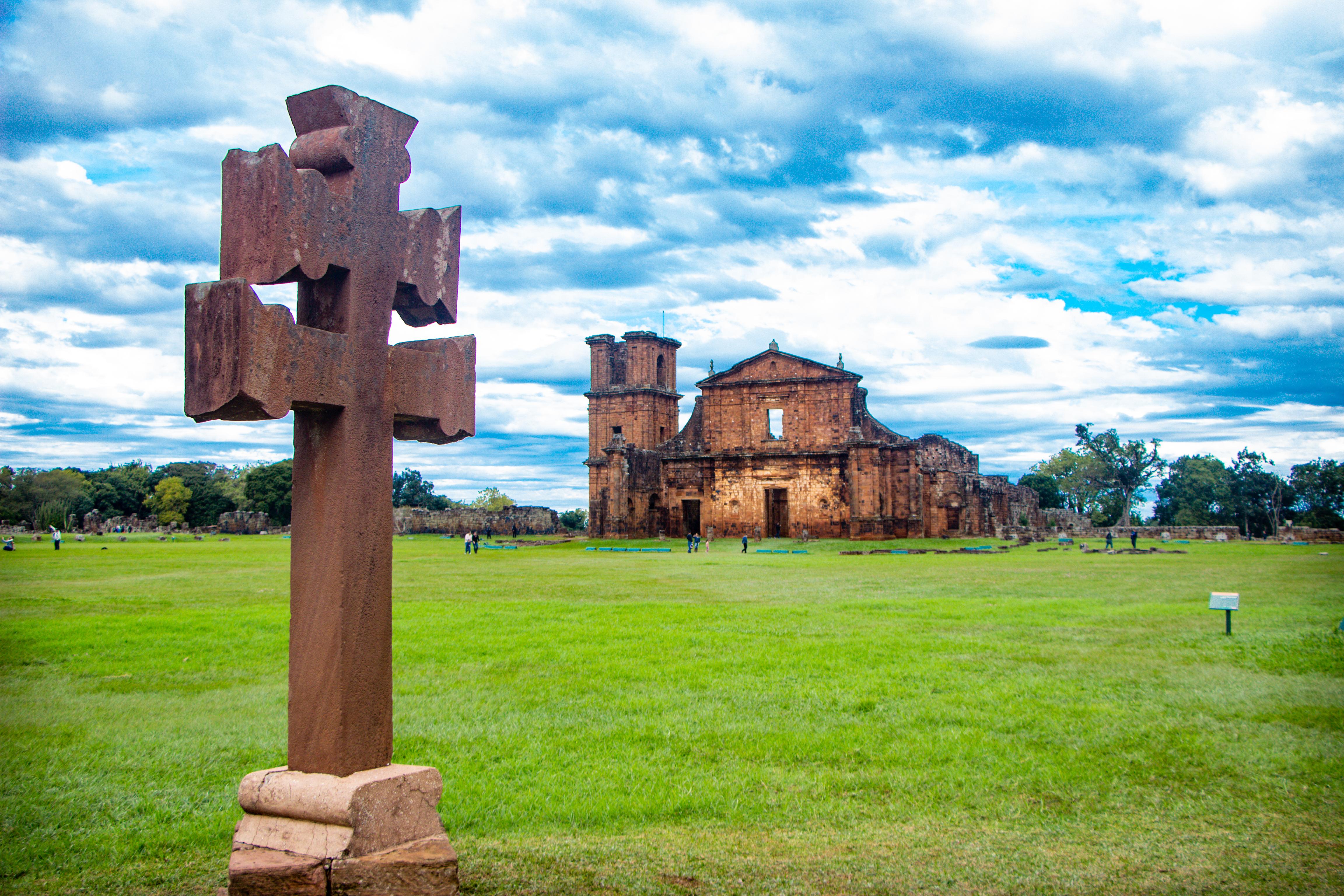 SÃO MIGUEL DAS MISSÕES: O QUE FAZER? Cruz Missioneira