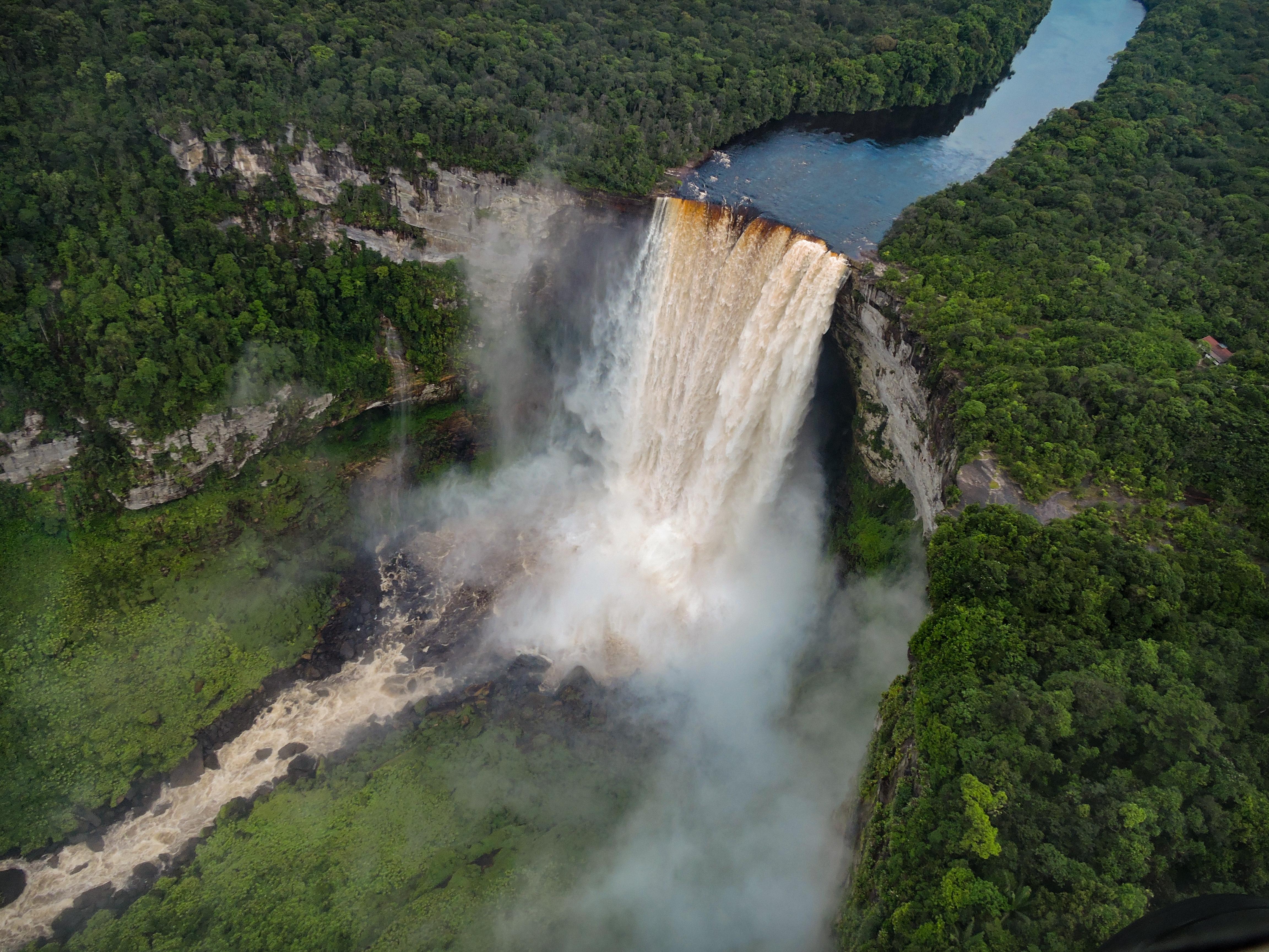 Kaiteur Falls guiana
