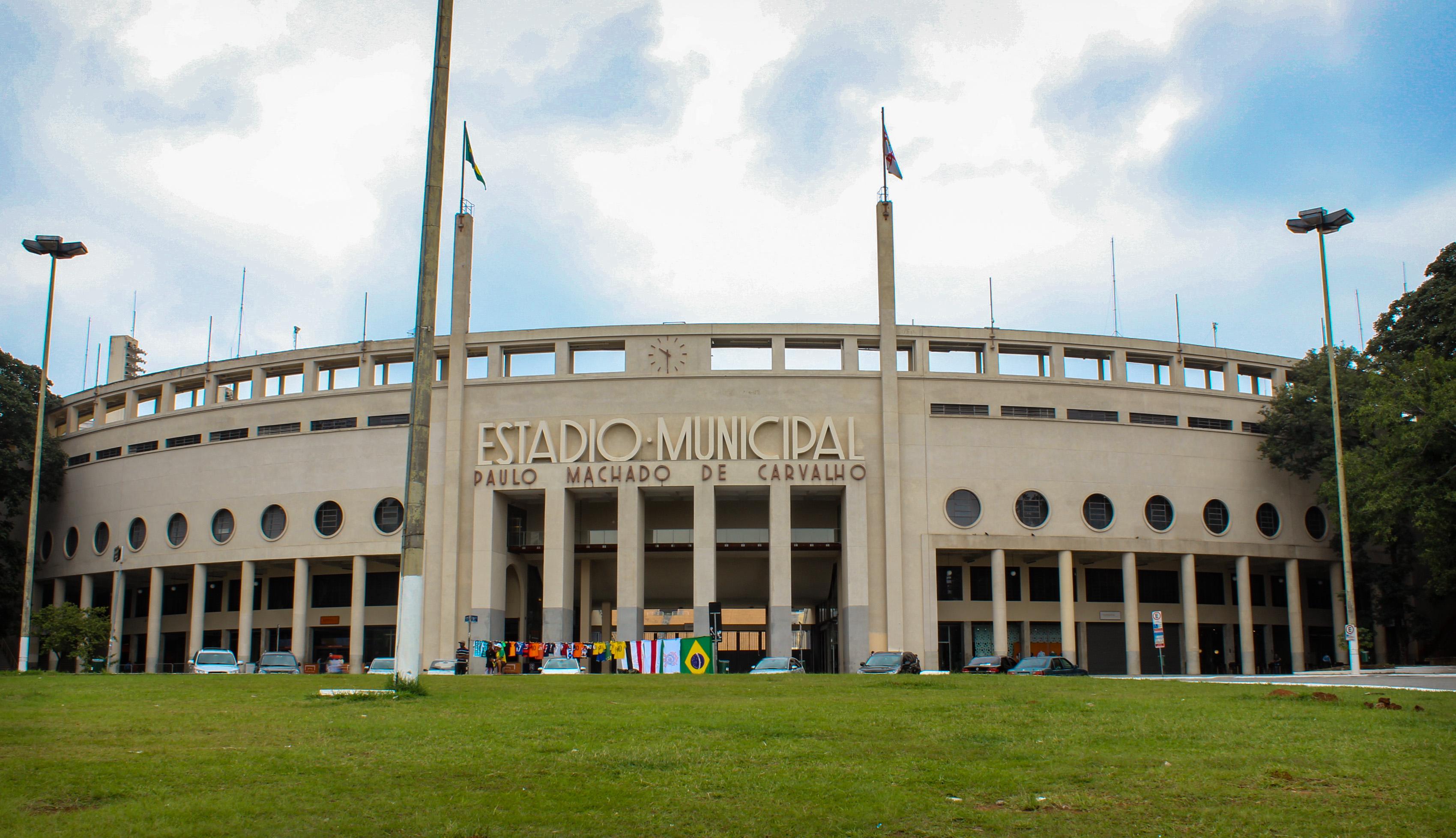 Estádio Paulo Machado de Carvalho