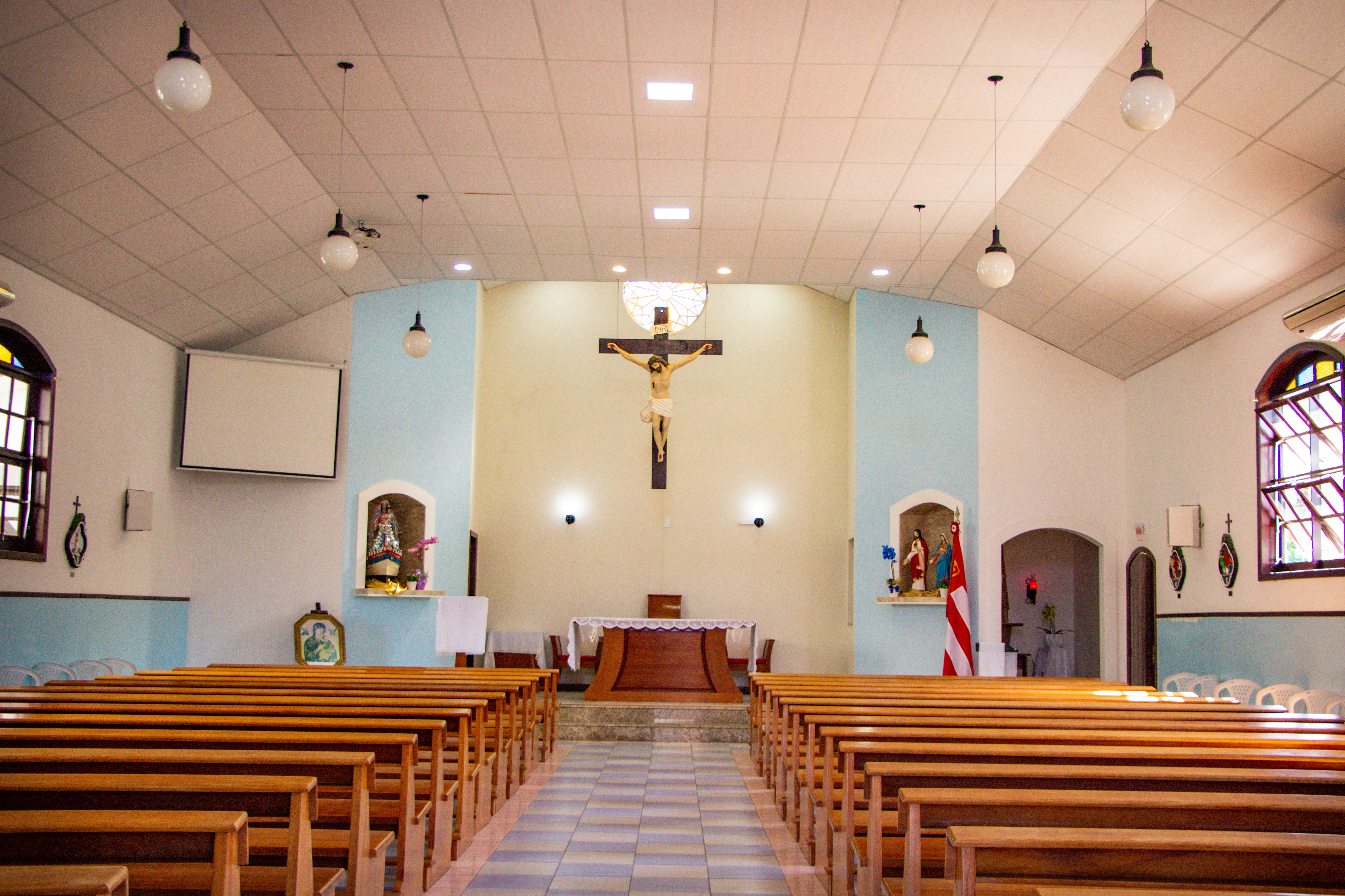 BOMBINHAS: Capela Nossa Senhora dos Navegantes
