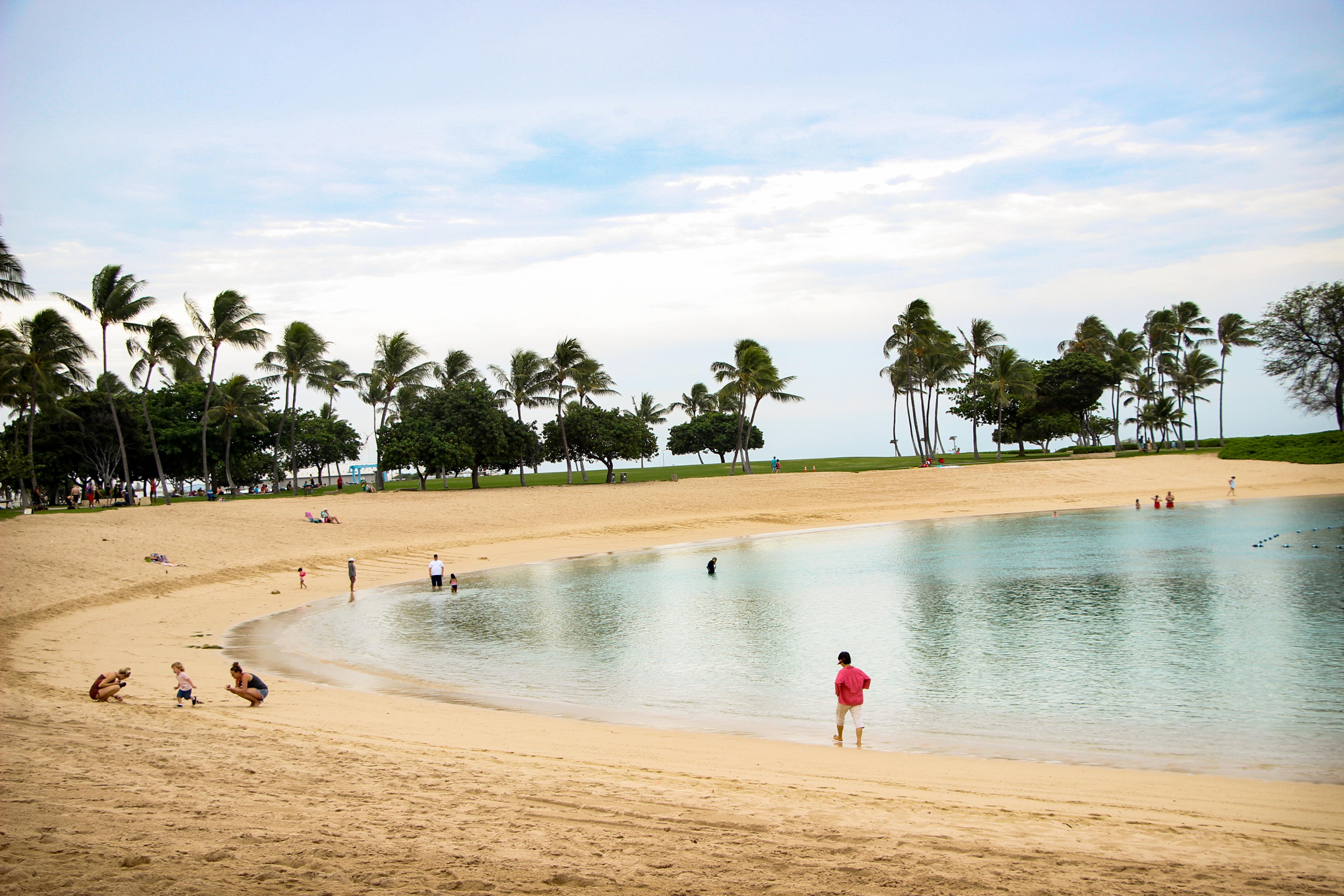 Ulua Lagoon: Ko Olina Lagoon 4