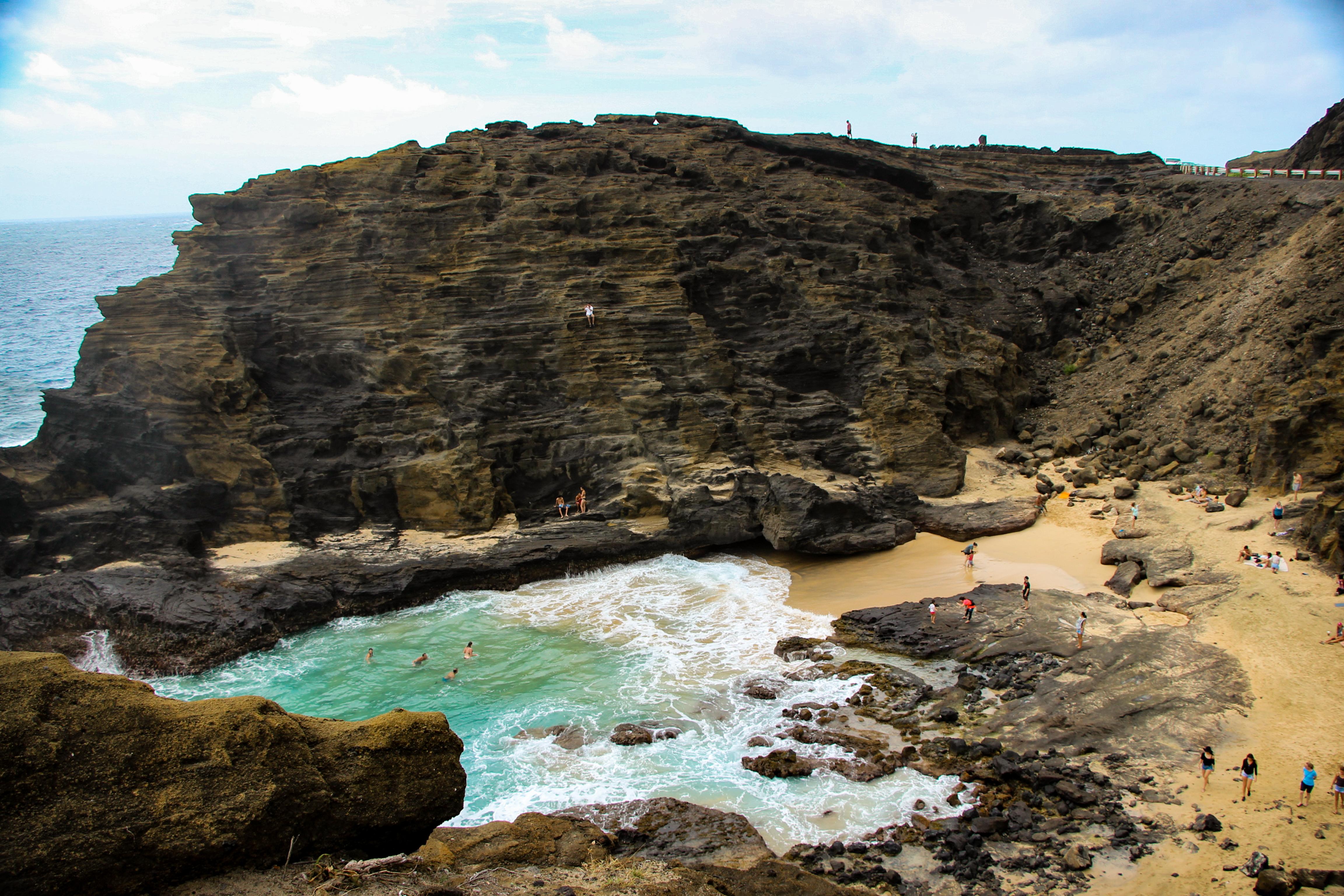 Haloma Beach Eternity Beach