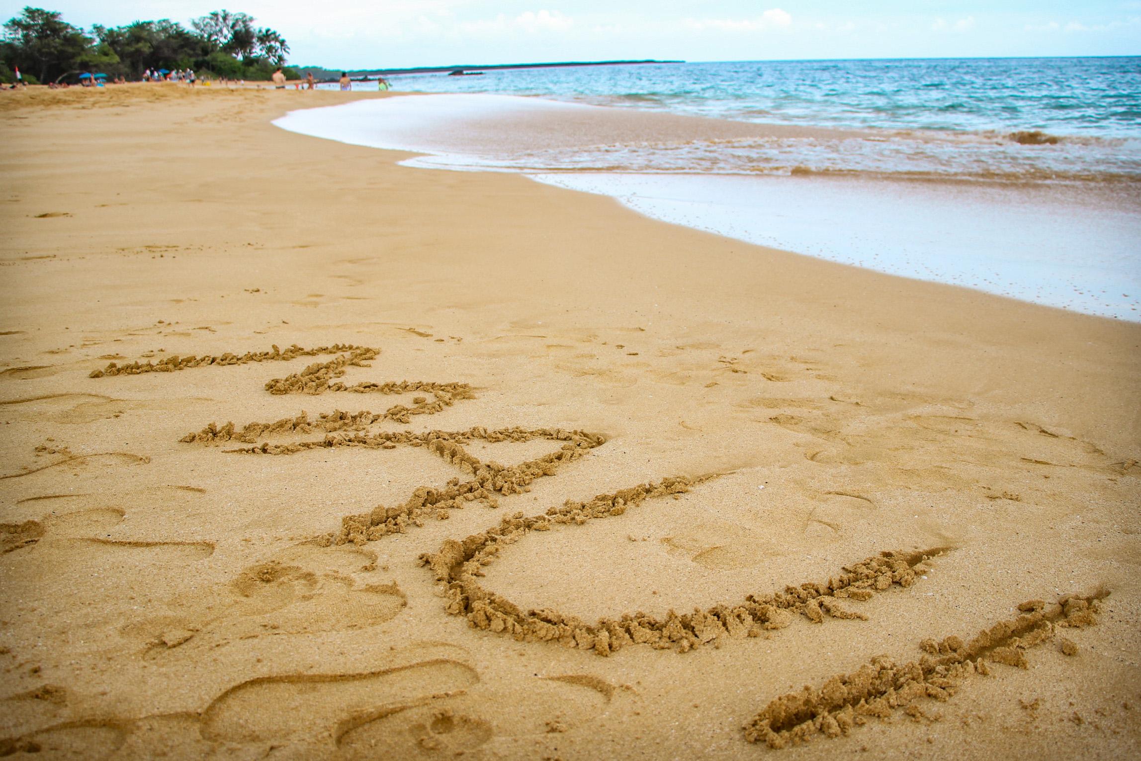 Makena Labding Big Beach