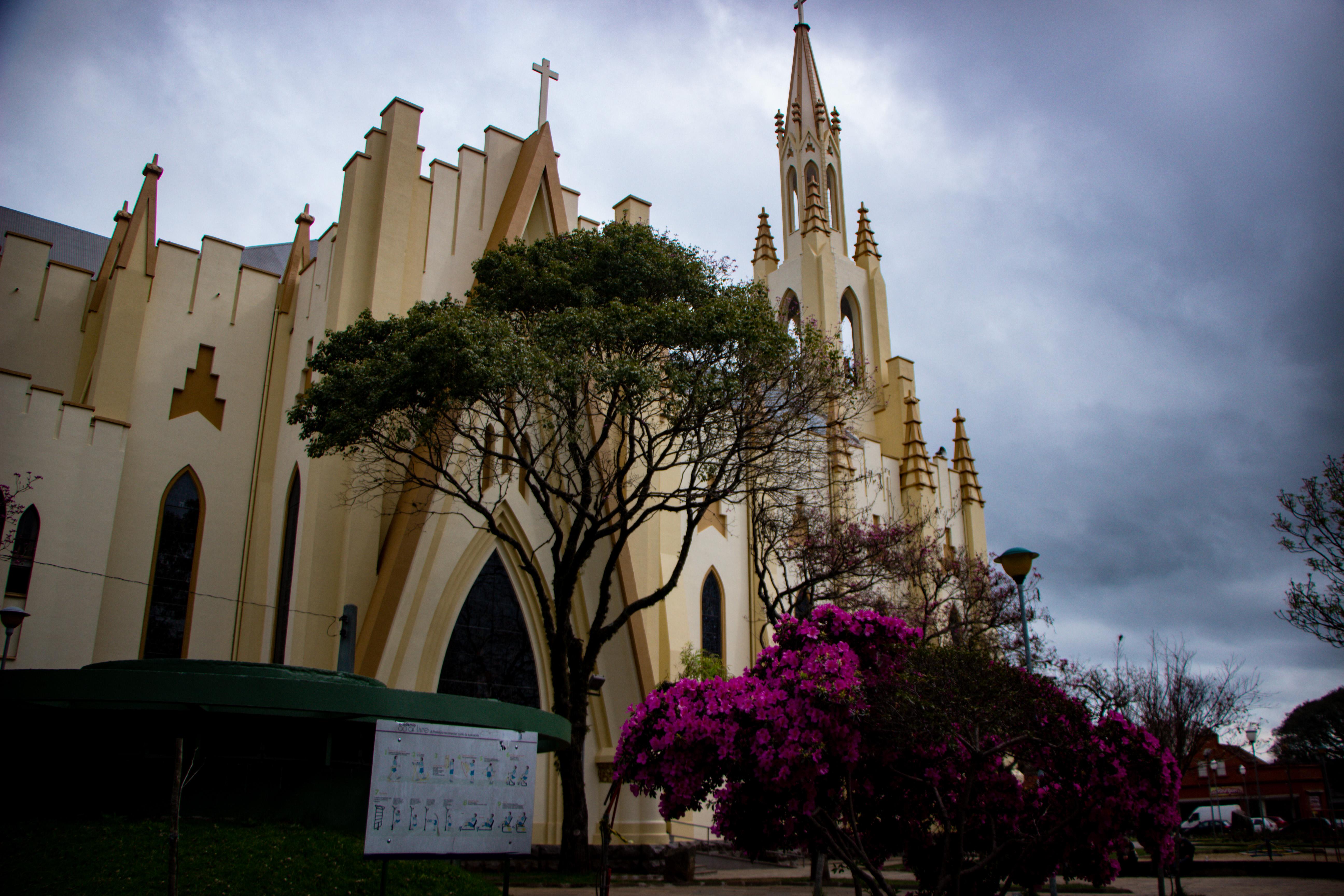 Praça Padre Rui Lorenzi praça das rosas bento gonçalves
