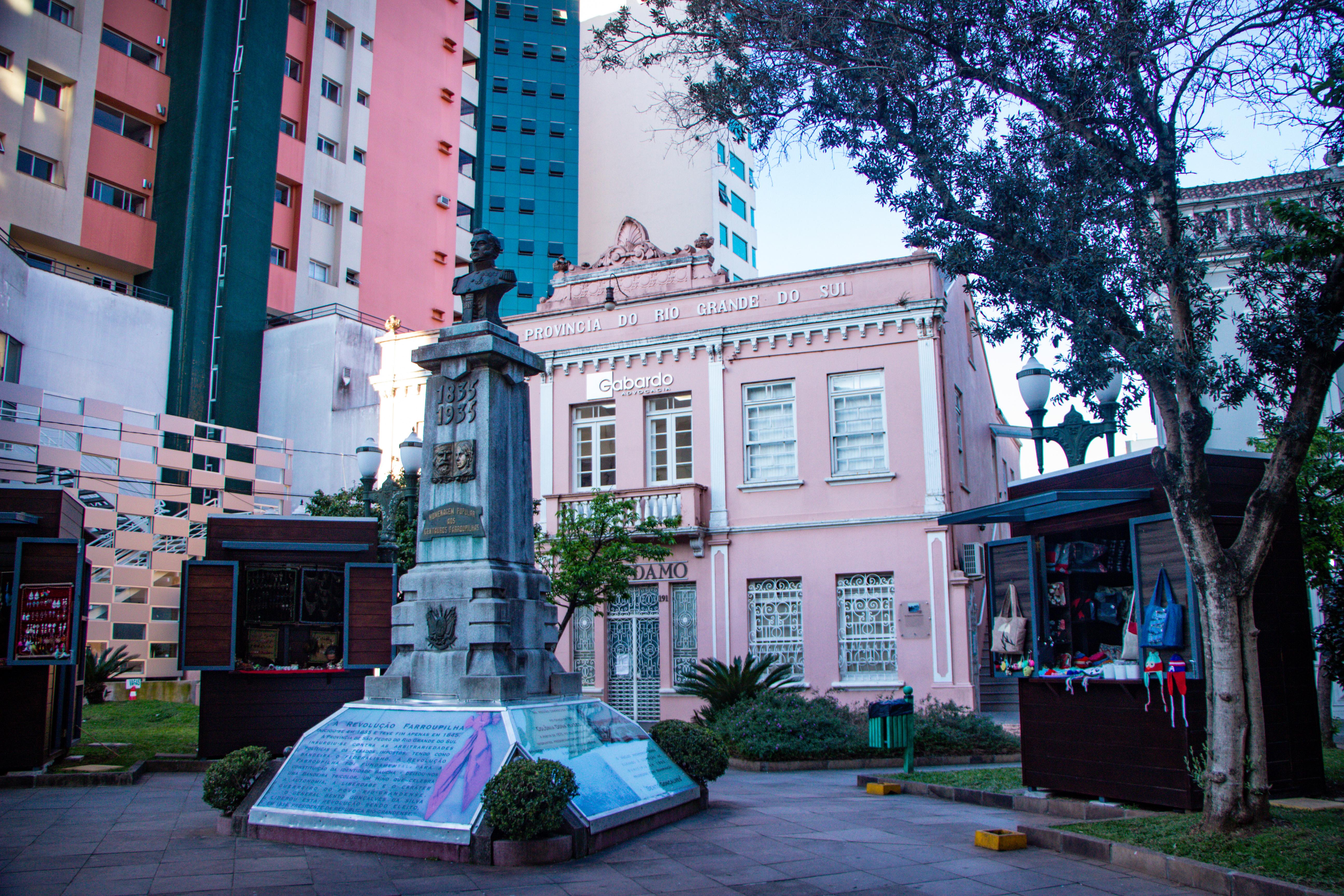 Praça Dr. Bartholomeu Tacchini BENTO GONÇALVES