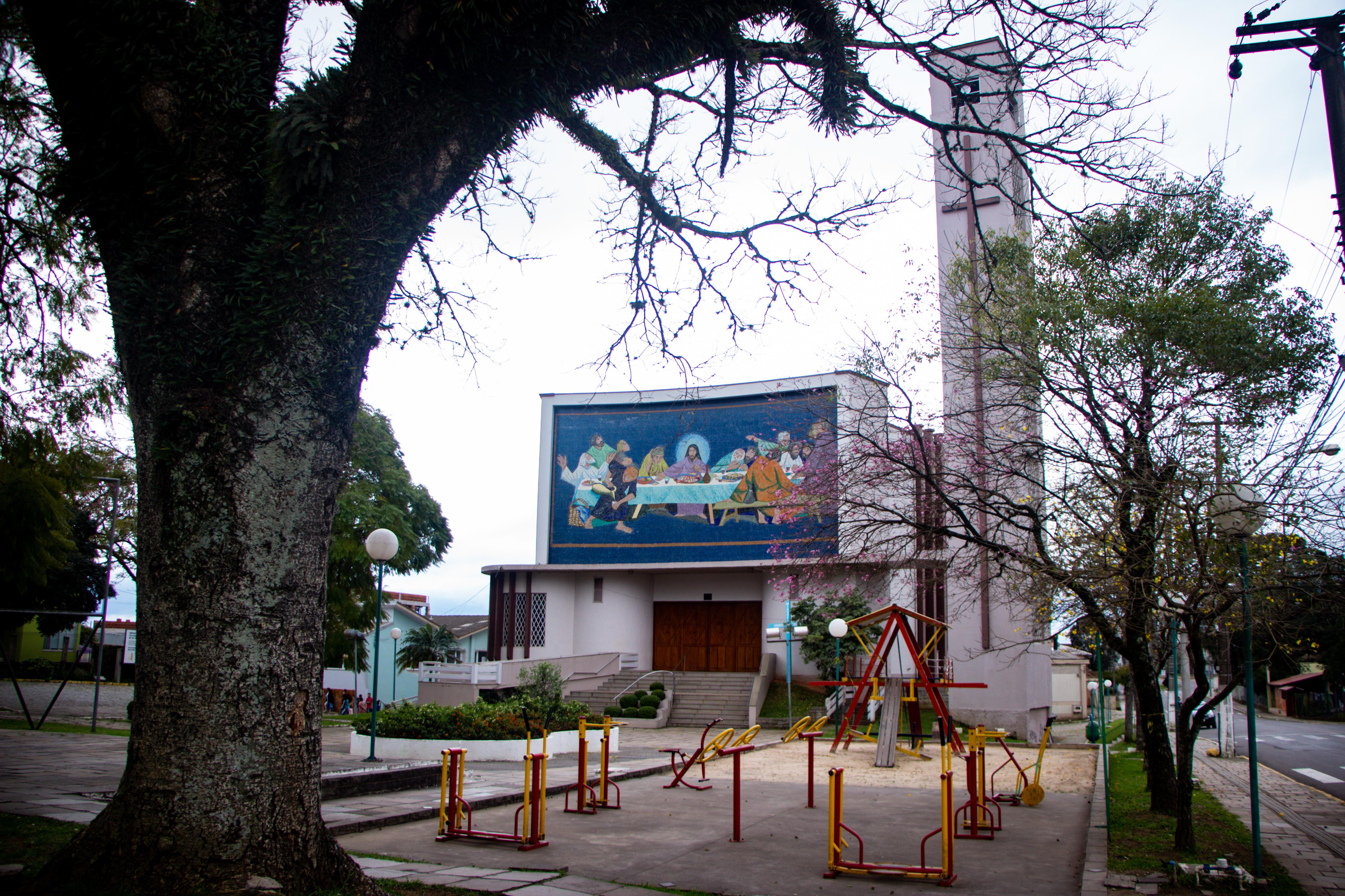 Praça da Igreja São Roque BENTO GONÇALVES