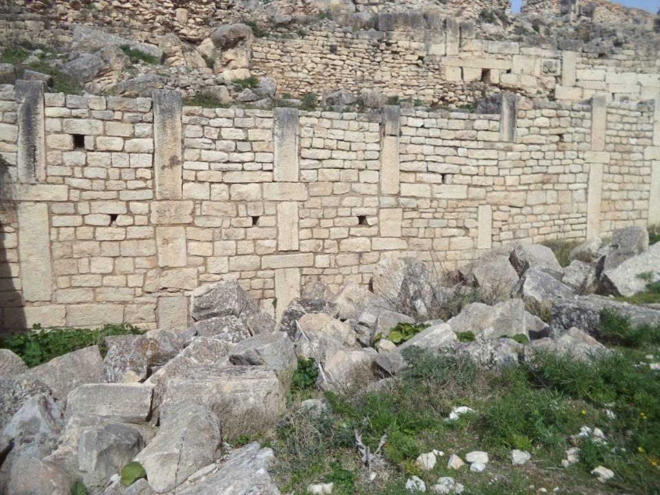 SÍTIO ARQUEOLÓGICO DOUGGA NA TUNISIA 8