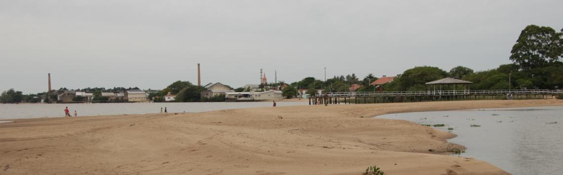 BARRA DO RIBEIRO Praia da Picada