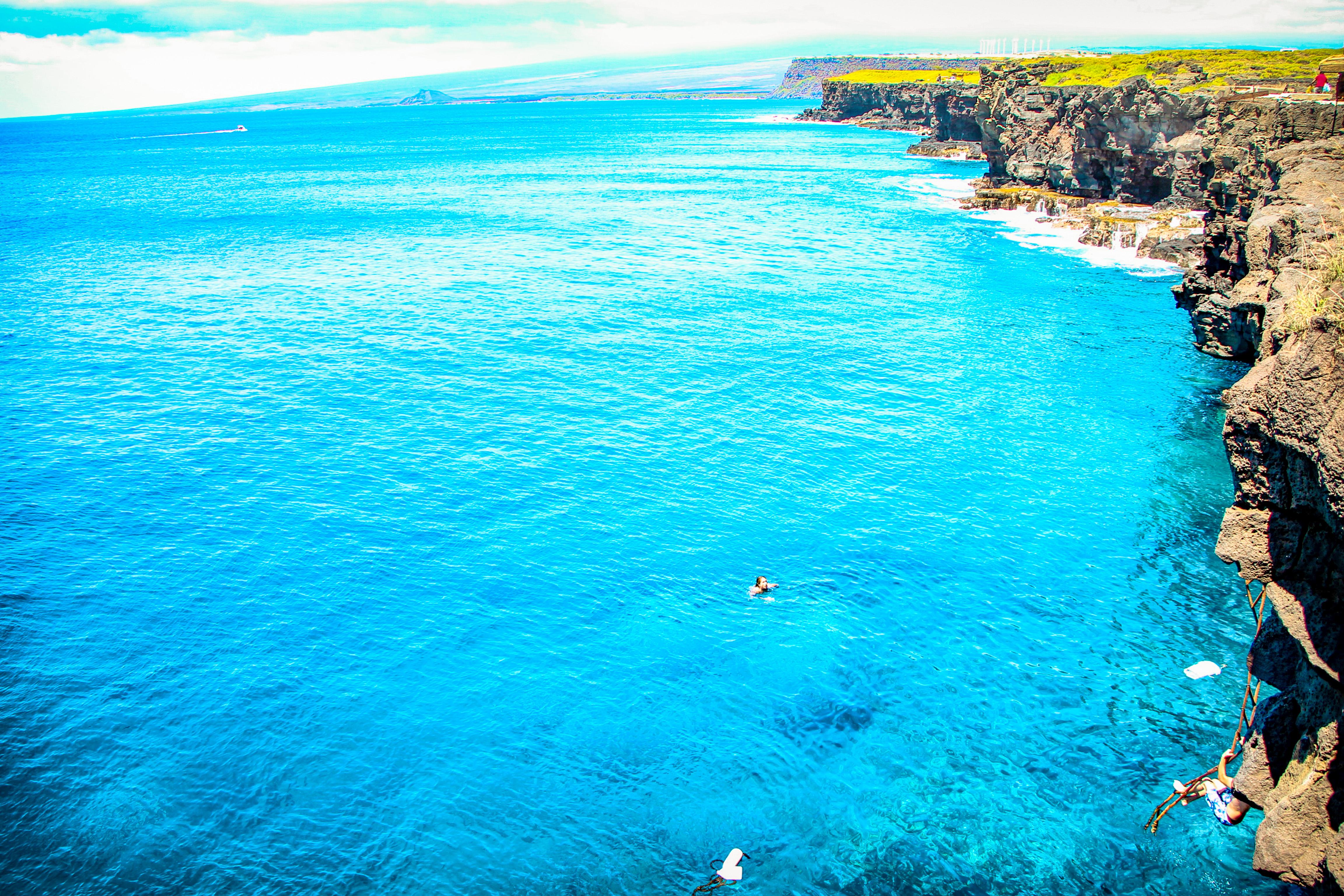 BIG ISLAND, South Point