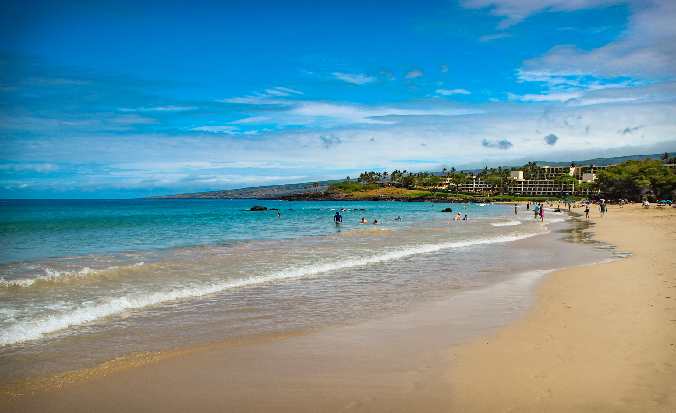 BIG ISLAND, Hapuna Beach State