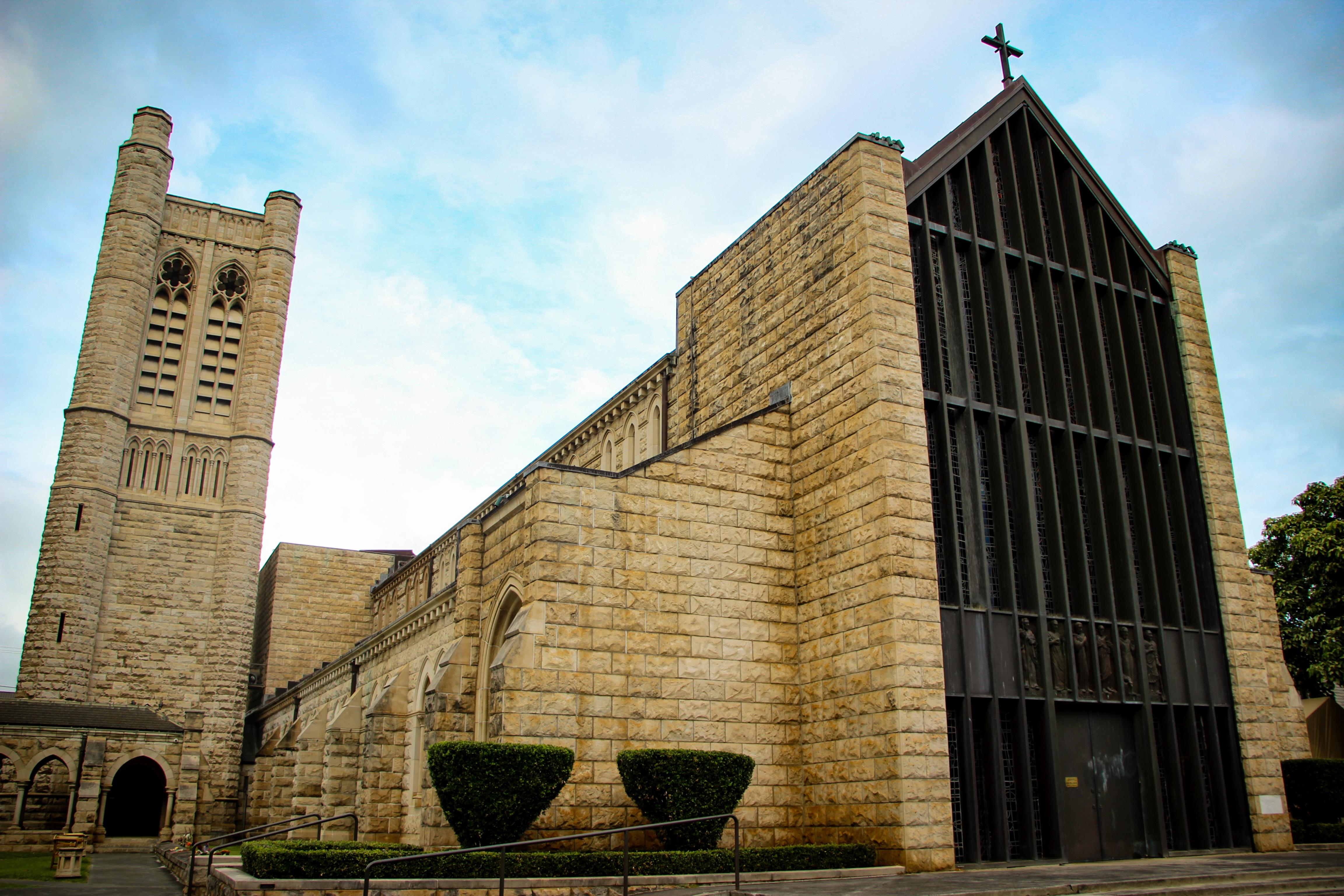 TEMPLOS RELIGIOSOS DE OAHU Igreja da Catedral de Saint Andrew