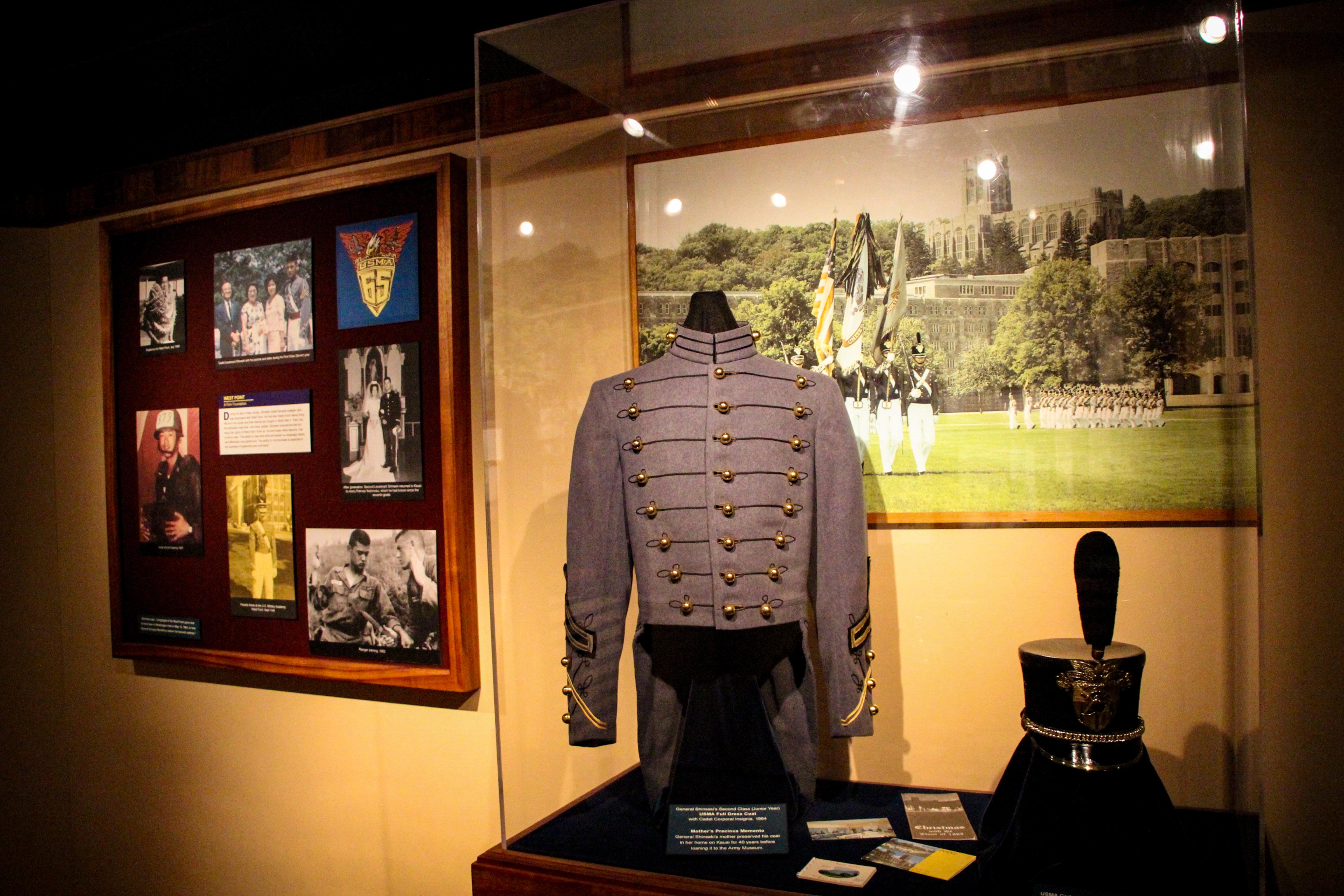 Acervo do Museu das Forças Armados dos Estados Unidos no Havaí