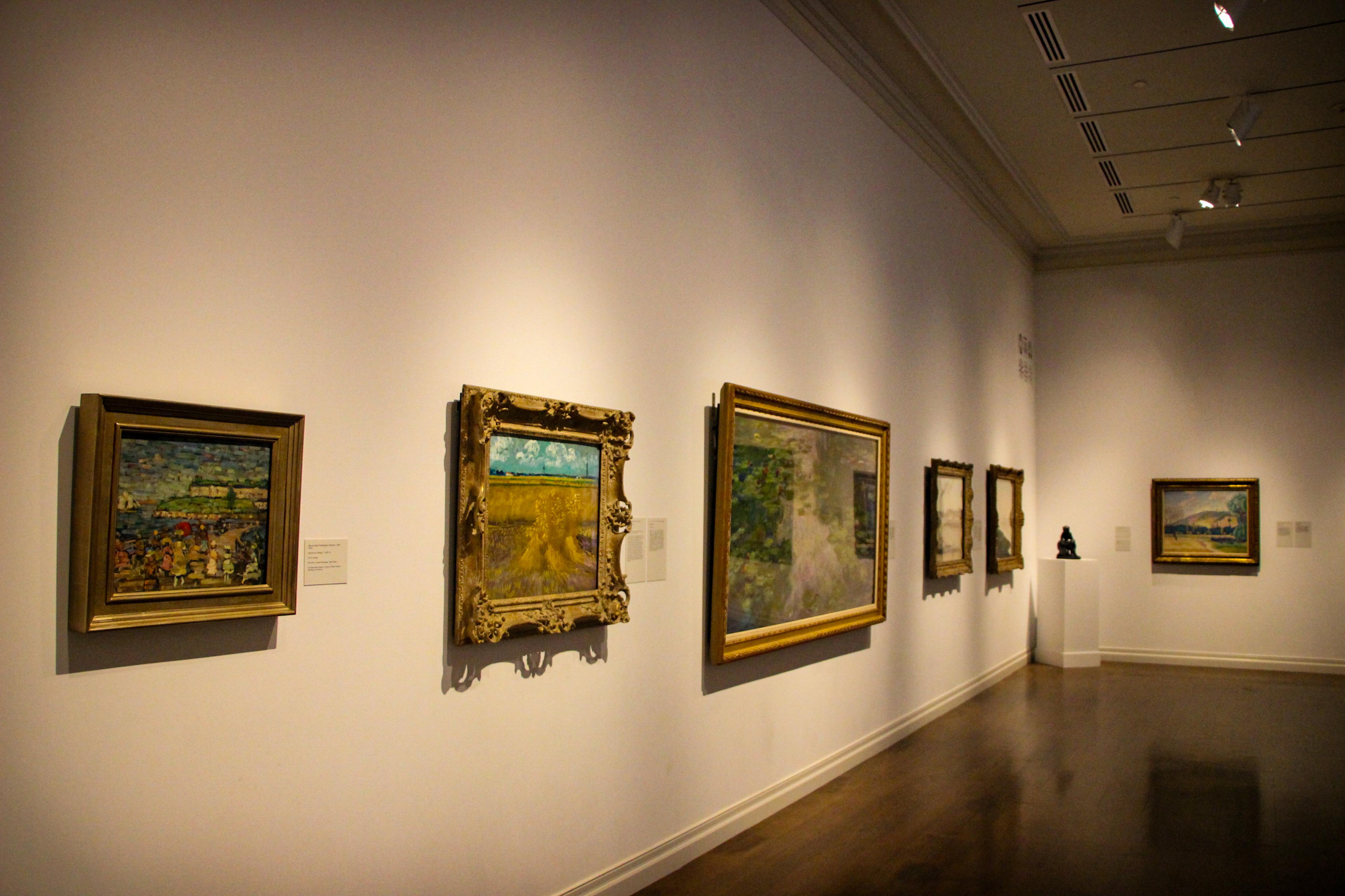 Área impressionista Honolulu Museum of Art