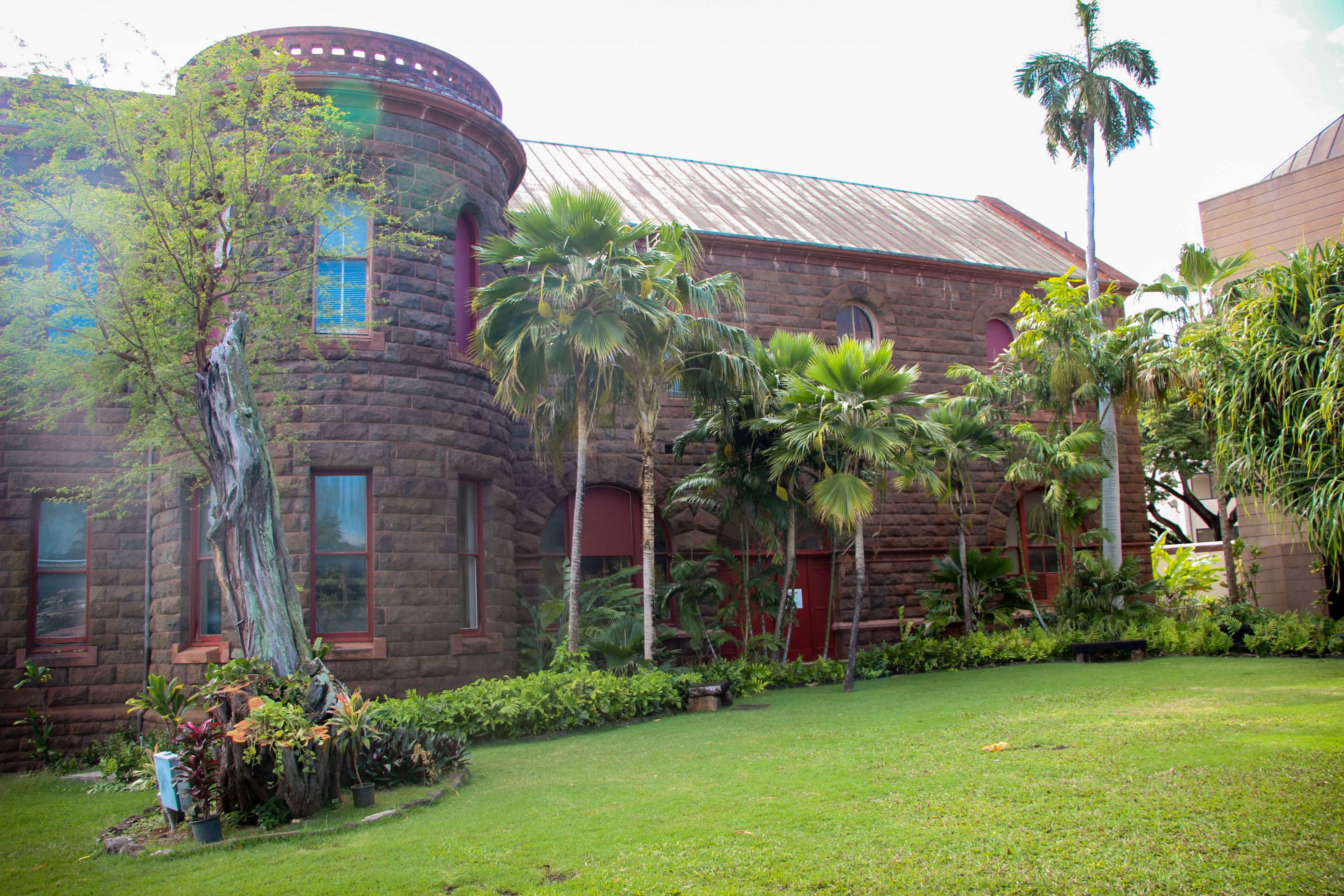 Na Ulu Kaiwi´ula Native Havaiian Garden