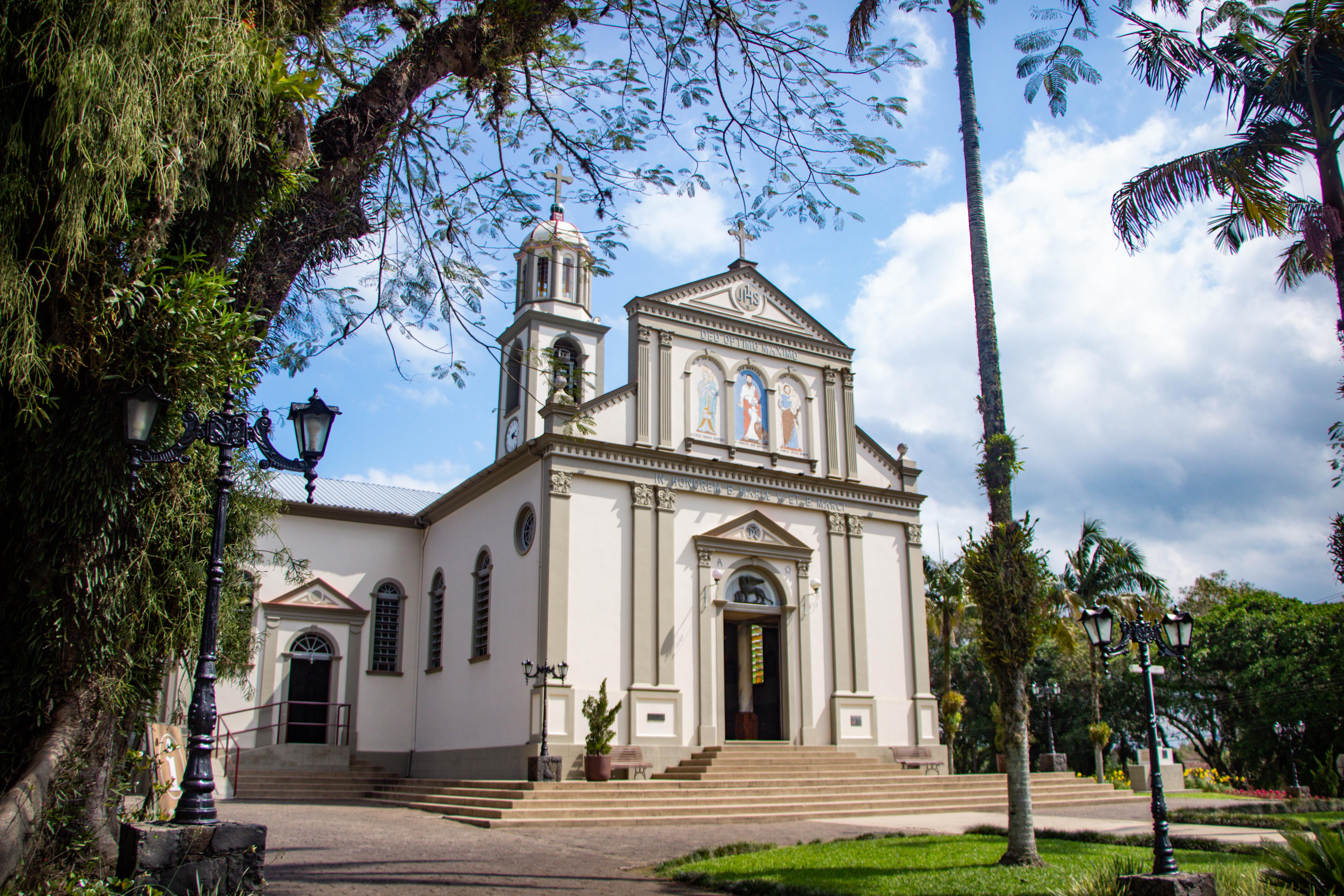 Igreja Matriz de São Marcos NOVA VENEZA