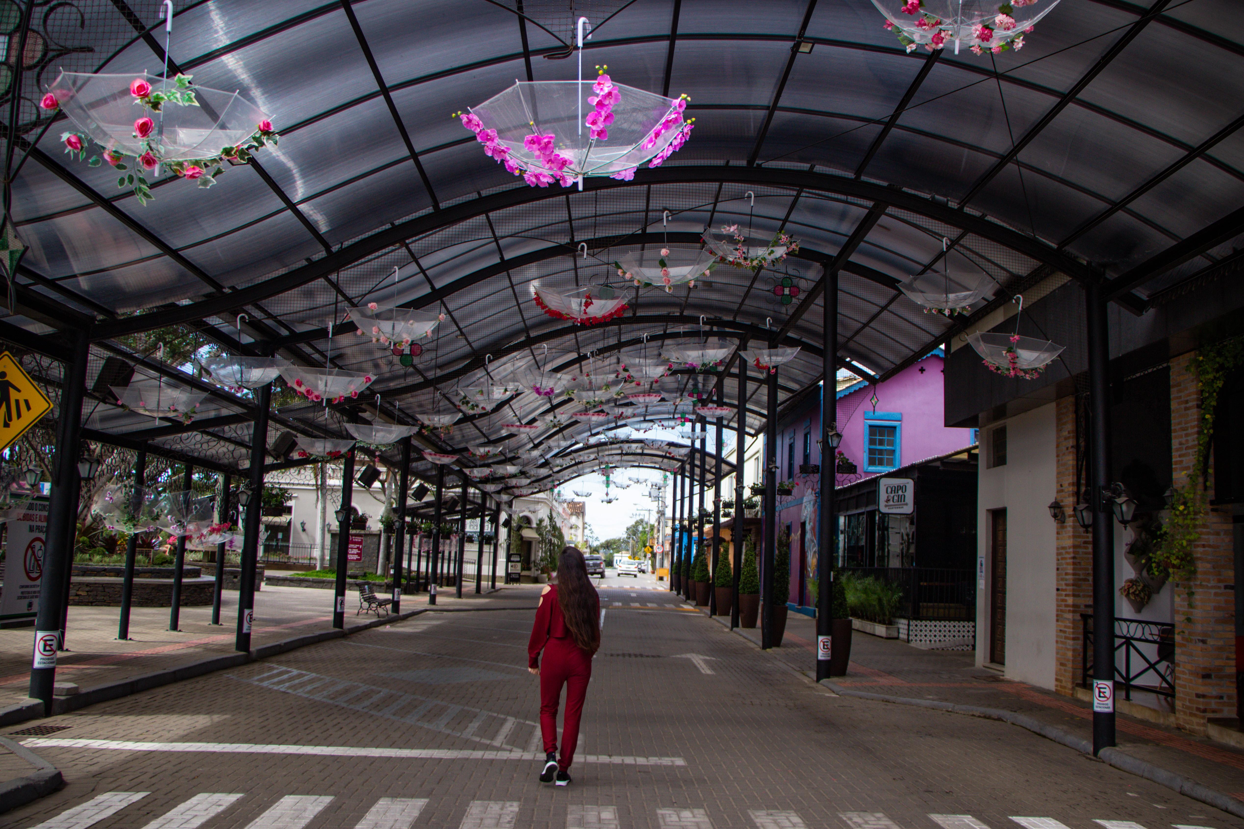Rua Coberta NOVA VENEZA