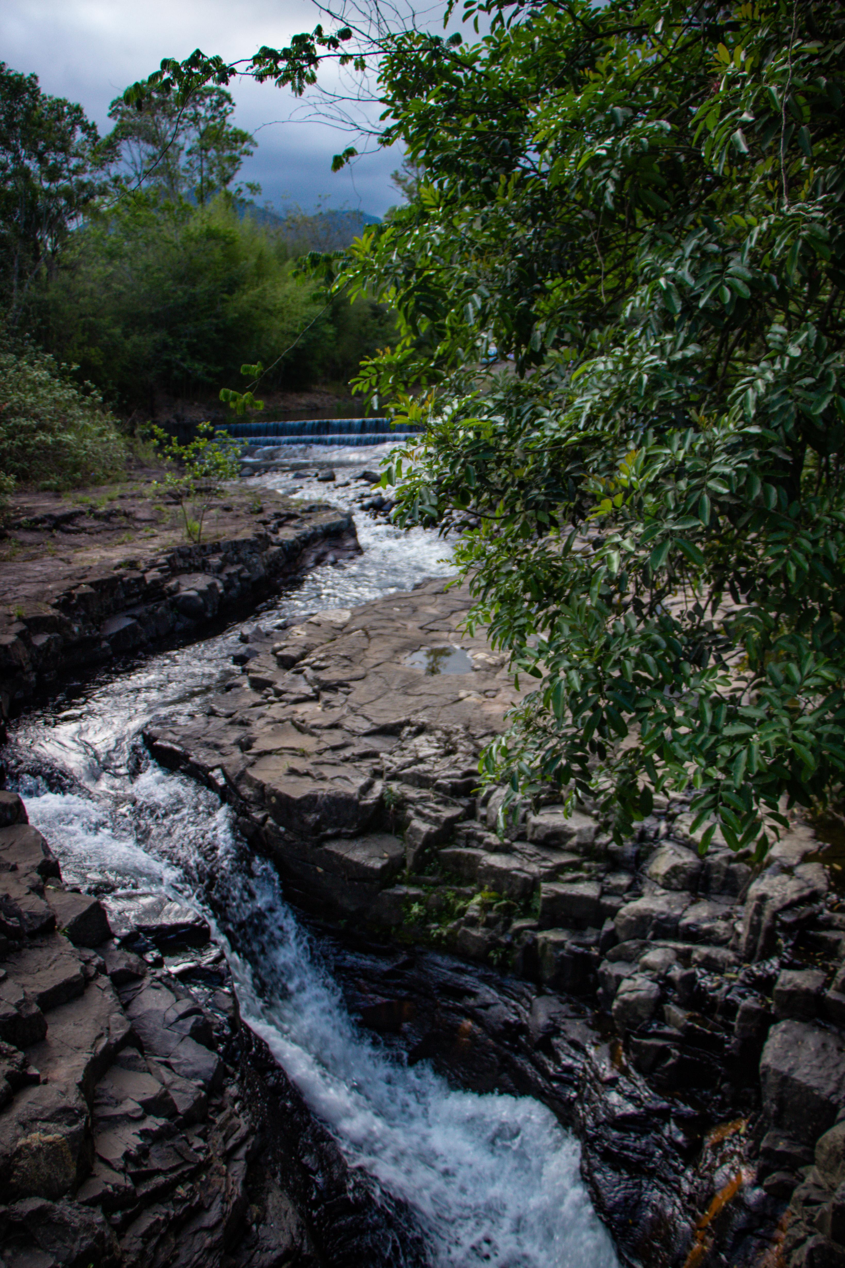 TREVISO, Cachoeira do rio manin