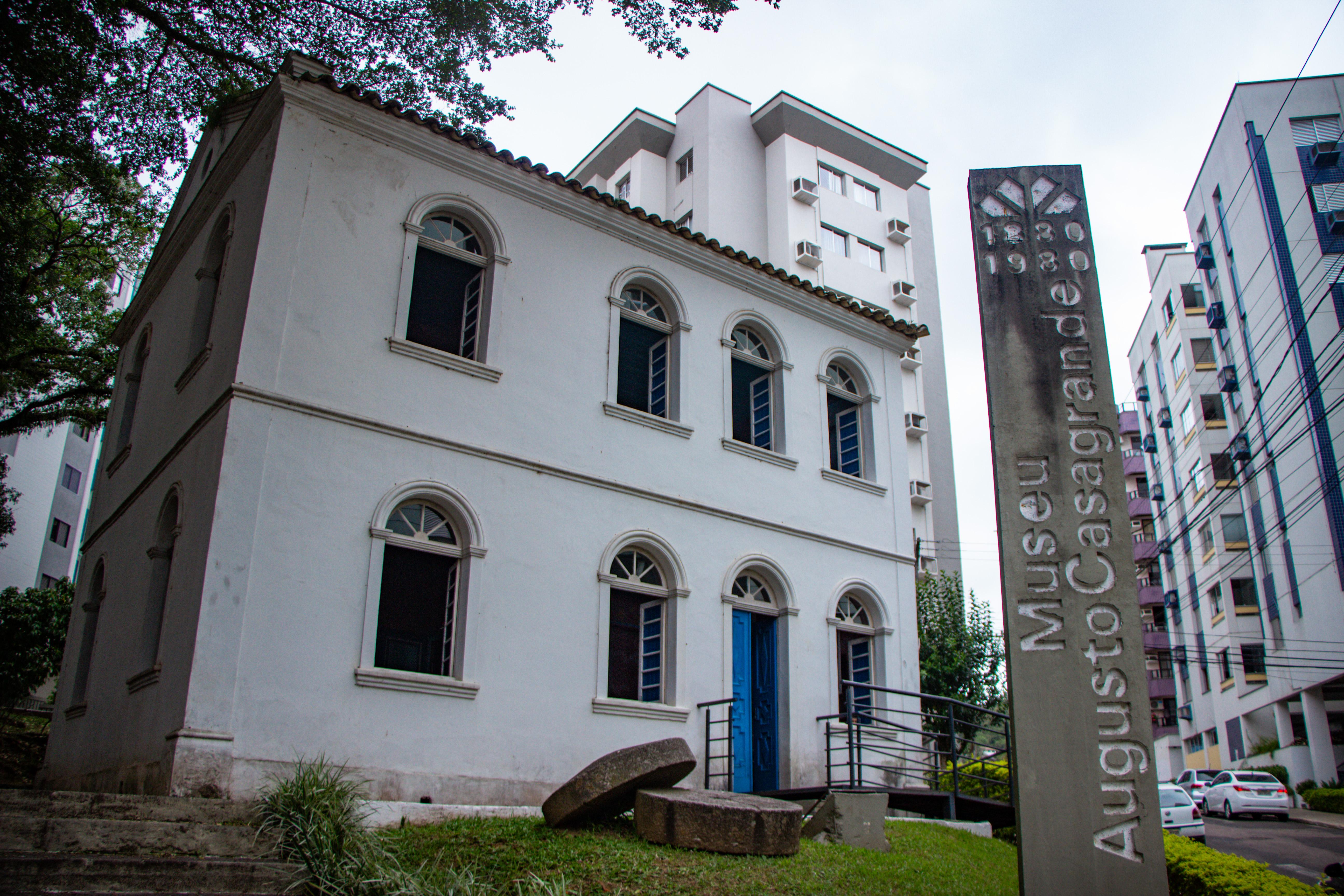 CRICIÚMA, Museu Augusto Casagrande