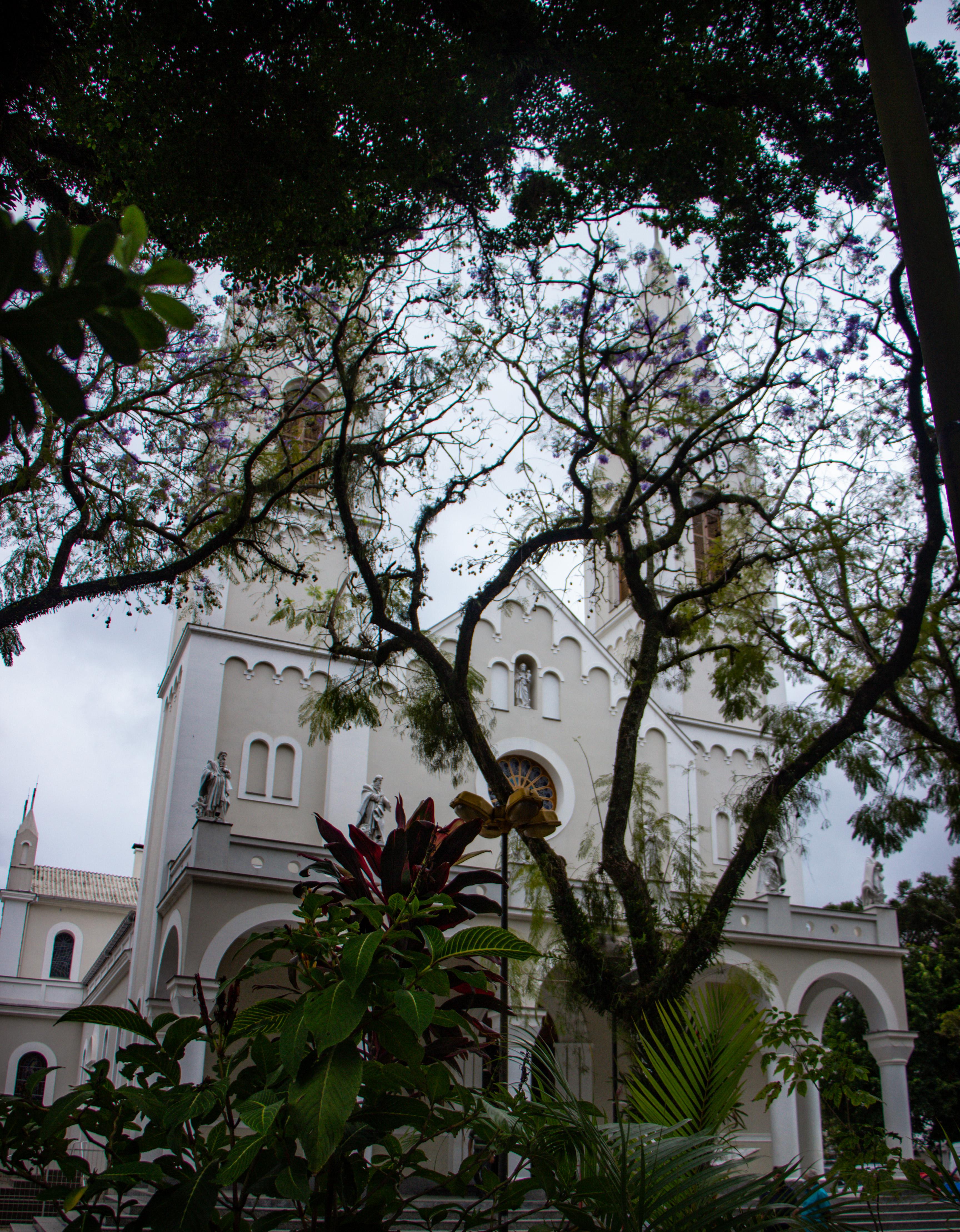 CRICIÚMA, Praça Nereu Ramos Catedral São José