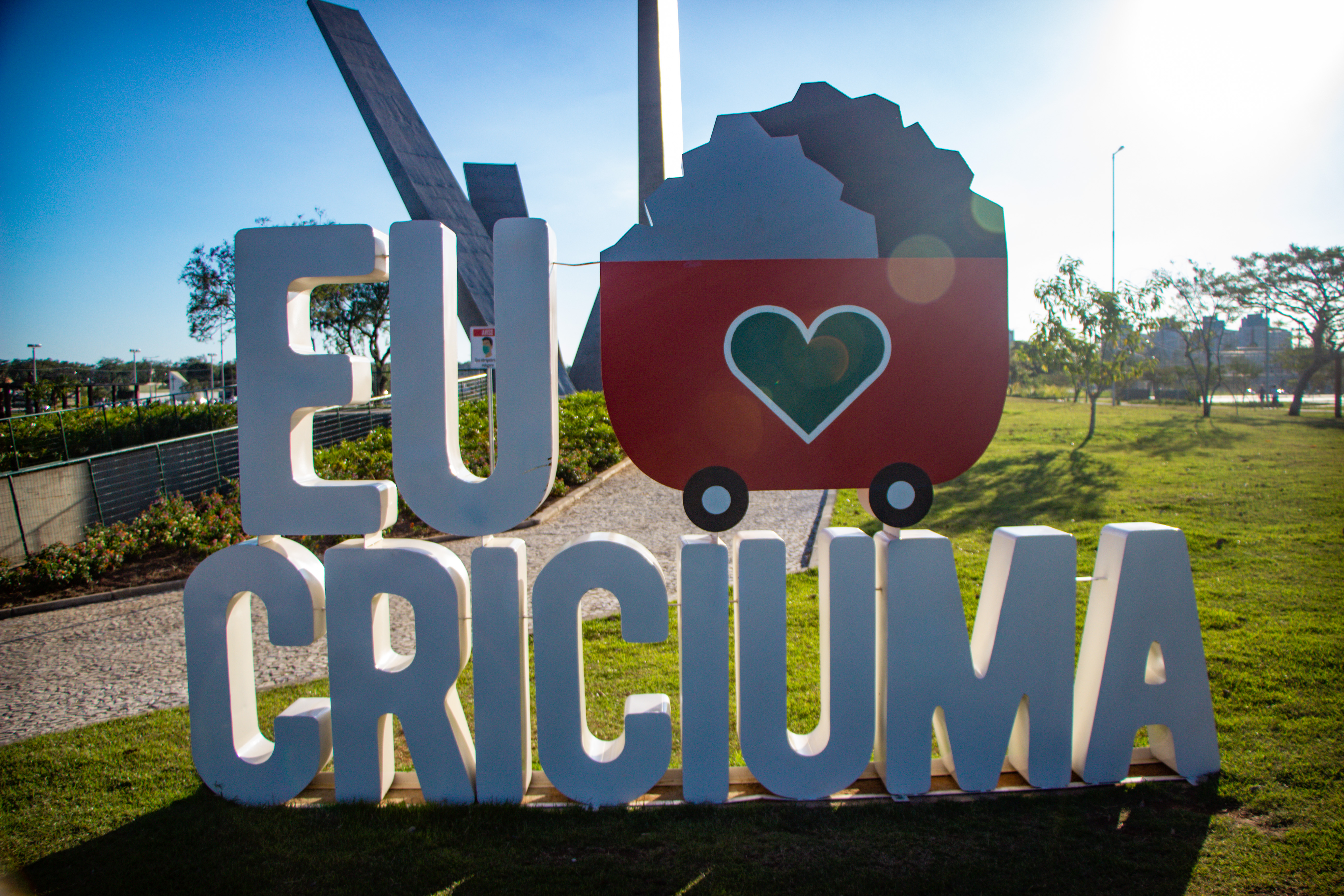 CRICIÚMA, Parque Municipal Prefeito Altair Guidi (Parque Centenário)
