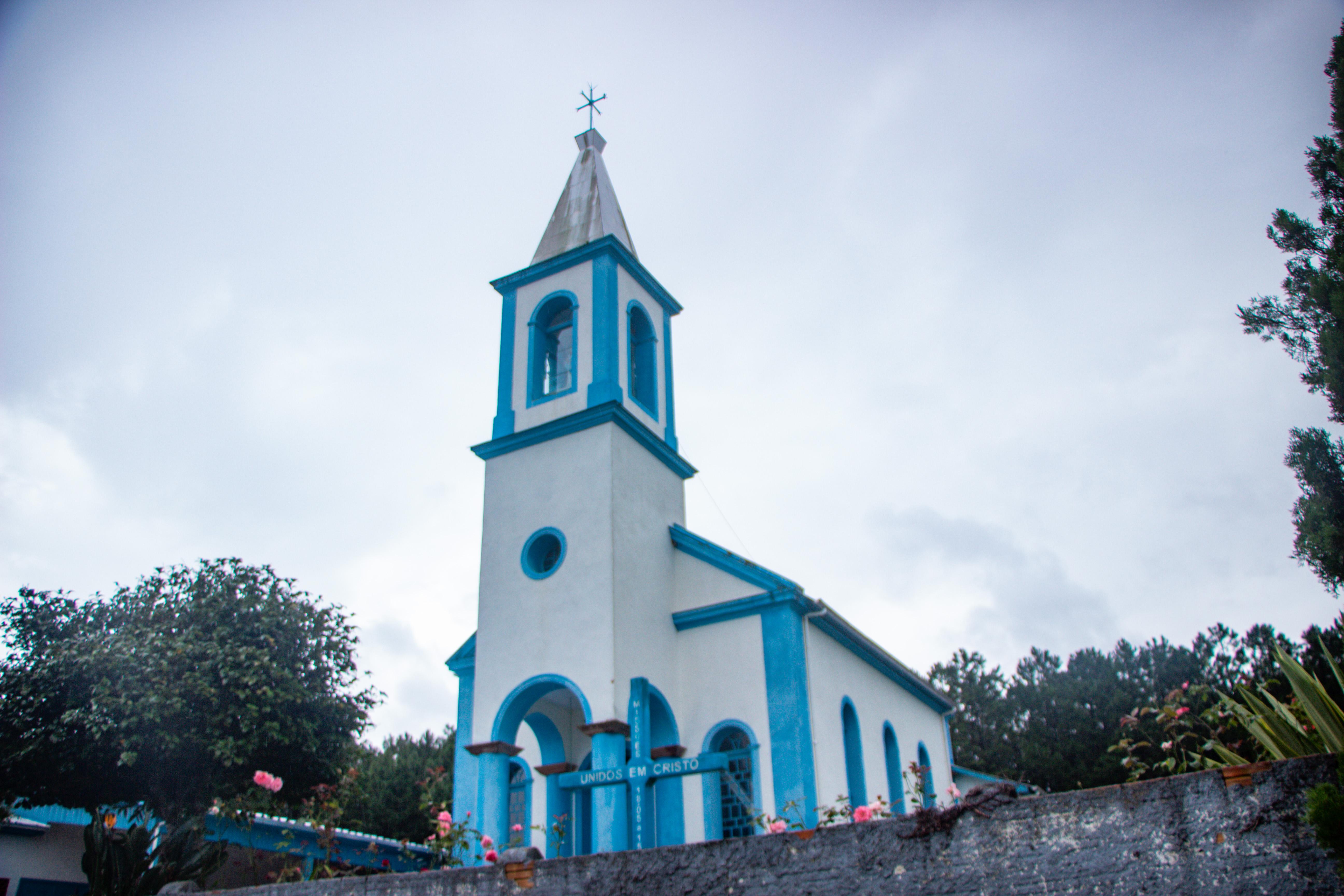 LAURO MULLER, Igreja São Rafael Arcanjo - Novo Horizonte