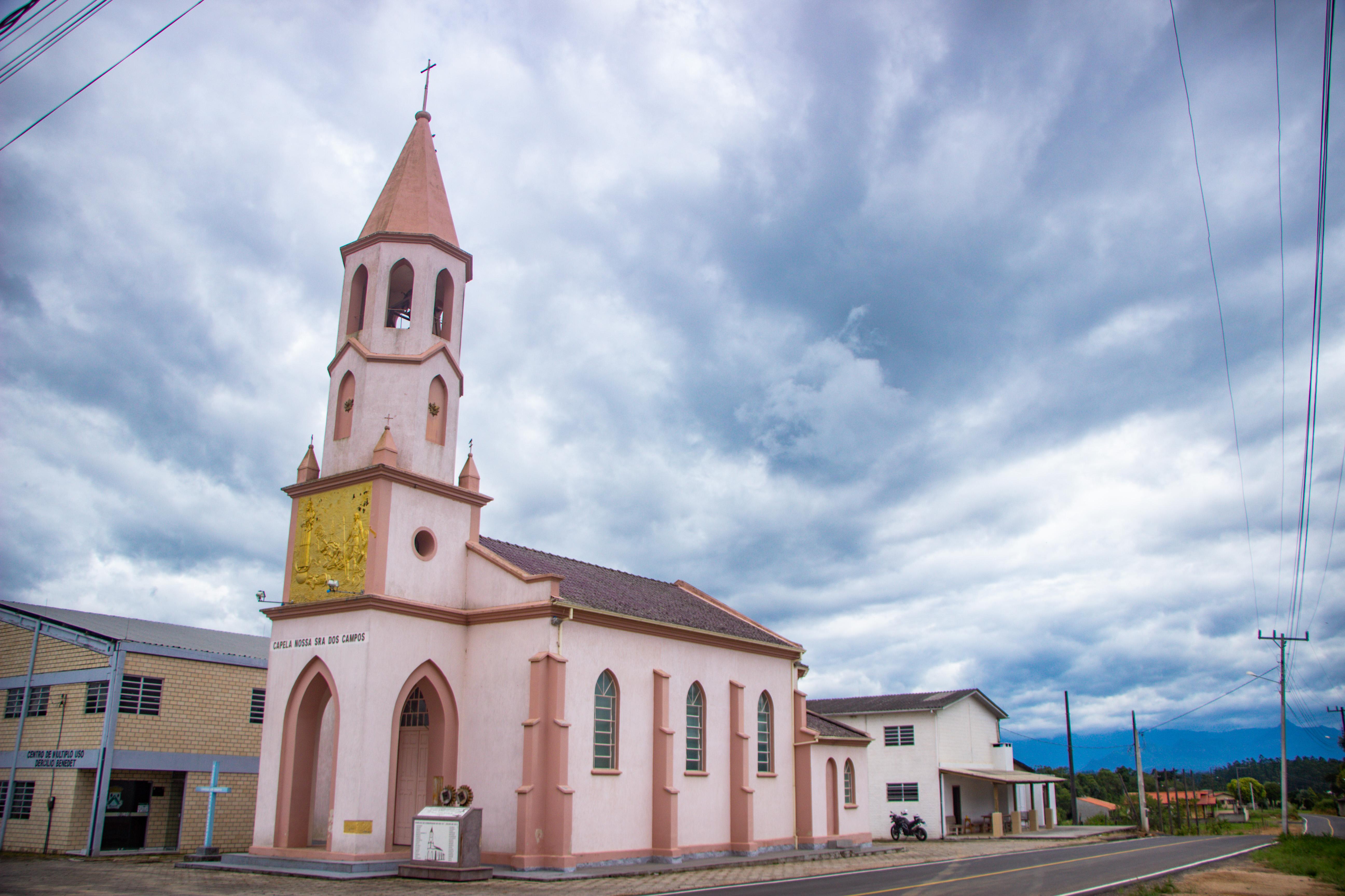 LAURO MULLER, Igreja Nossa Senhora dos Campos