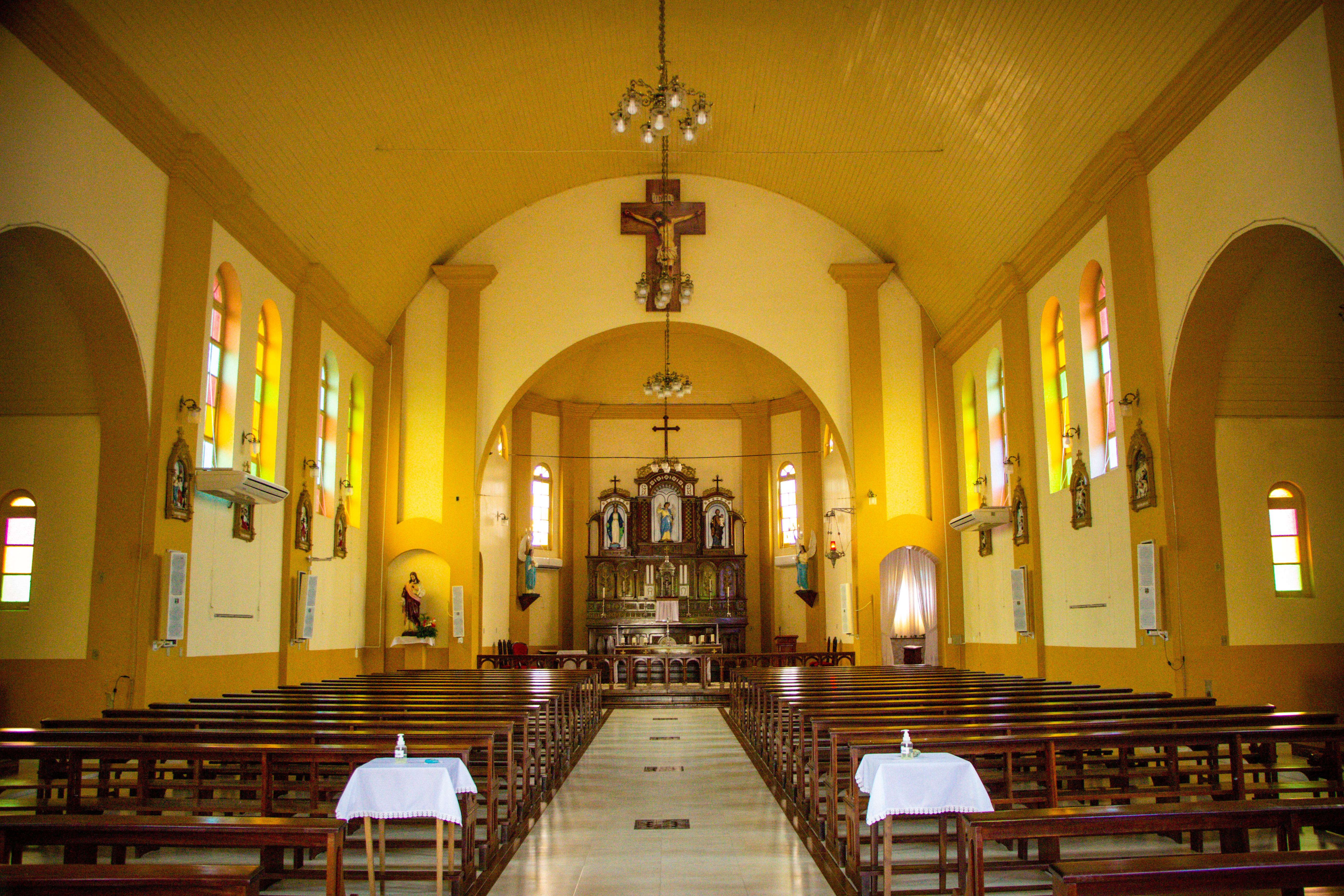 PEDRAS GRANDES, Igreja Matriz de São Gabriel