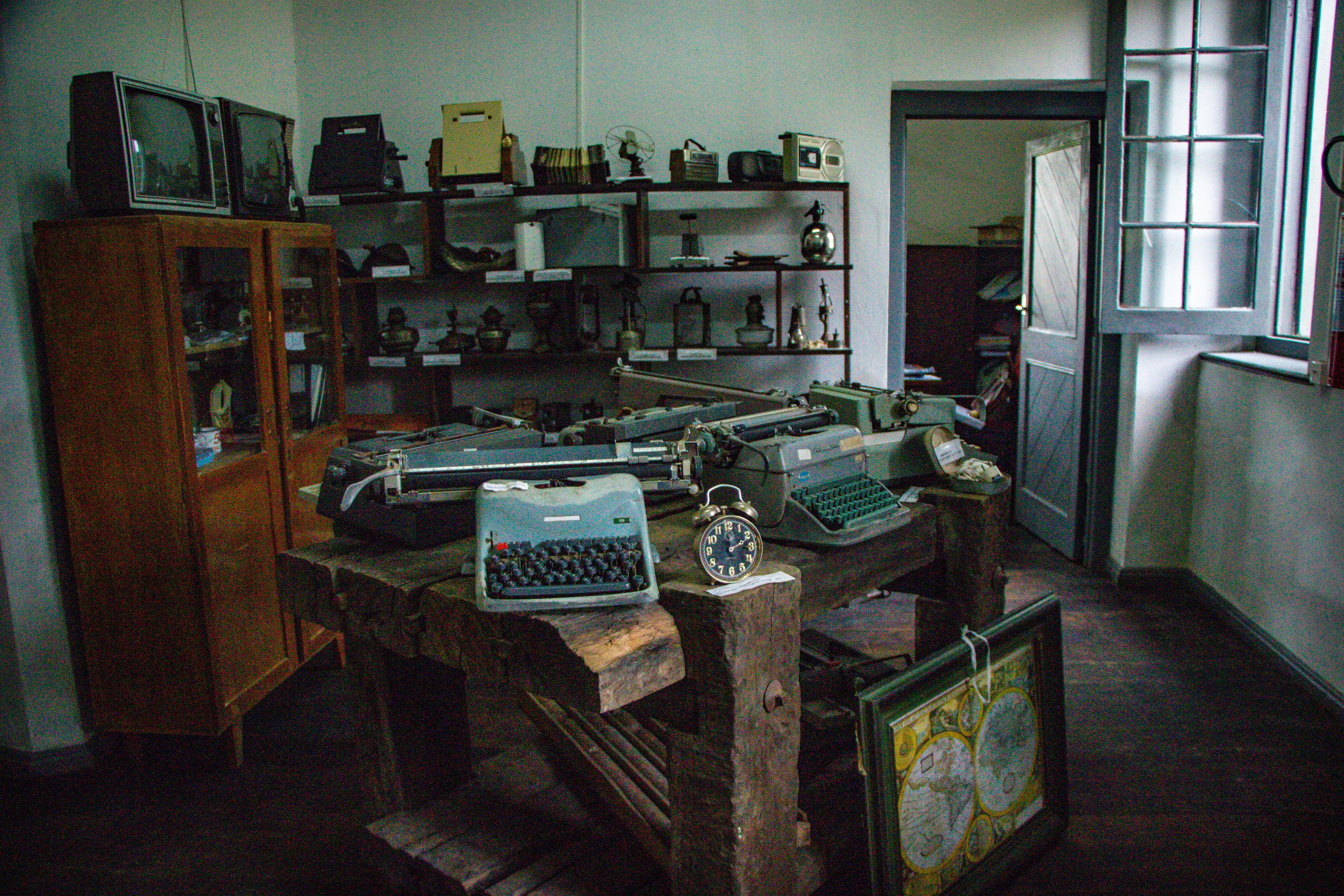 PEDRAS GRANDES, Museu de Pedras Grandes