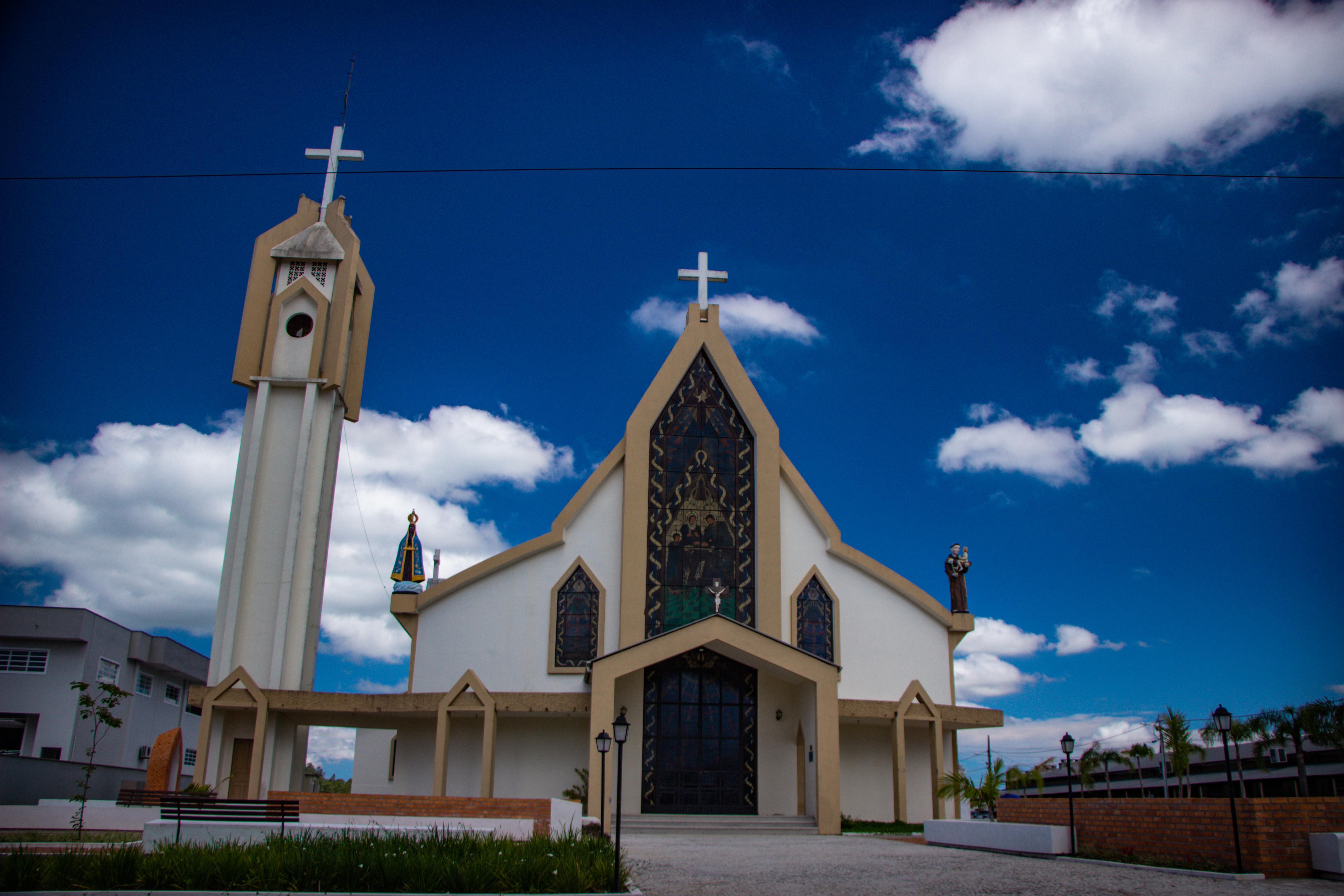 TREZE DE MAIO, Igreja Matriz São José